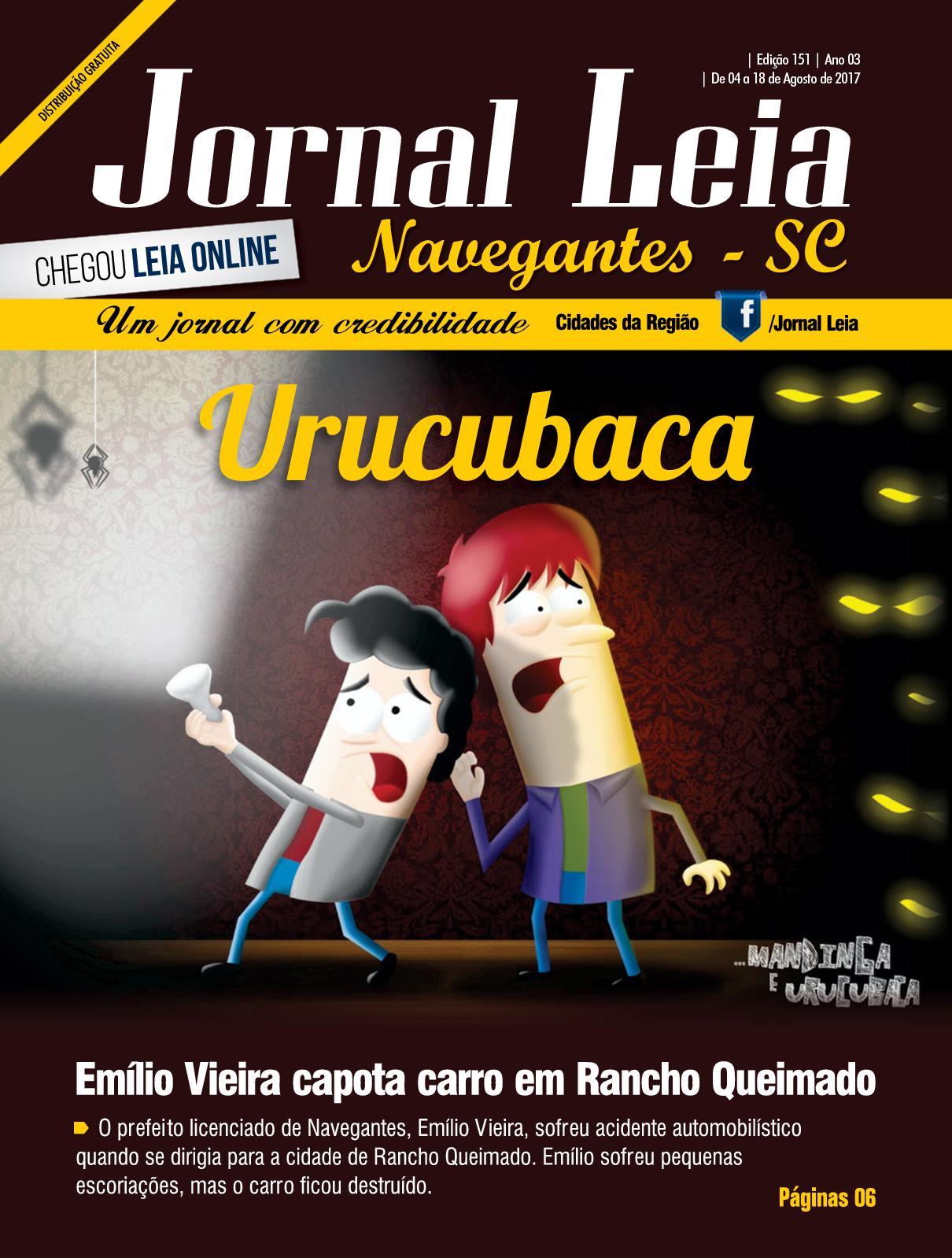 Jornal Leia - Edição Digital #151