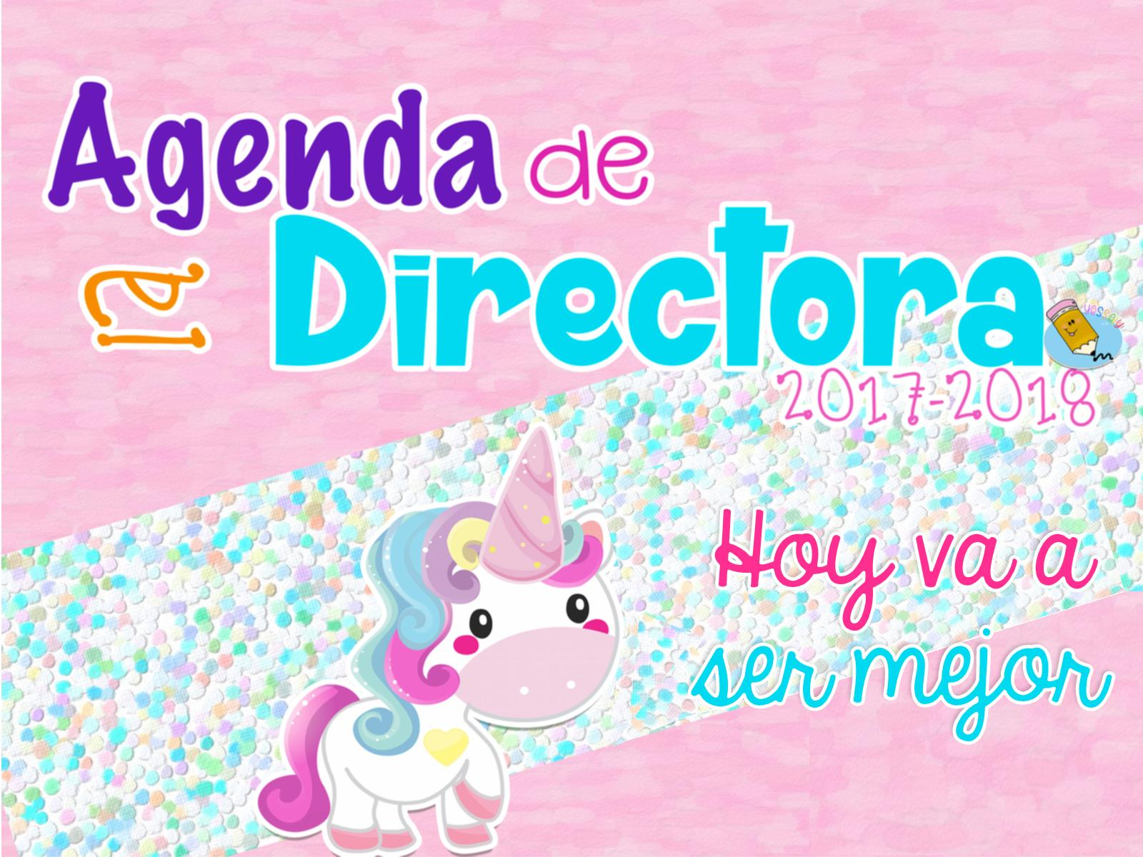 Agenda Directora 2017LUZMAENCISO