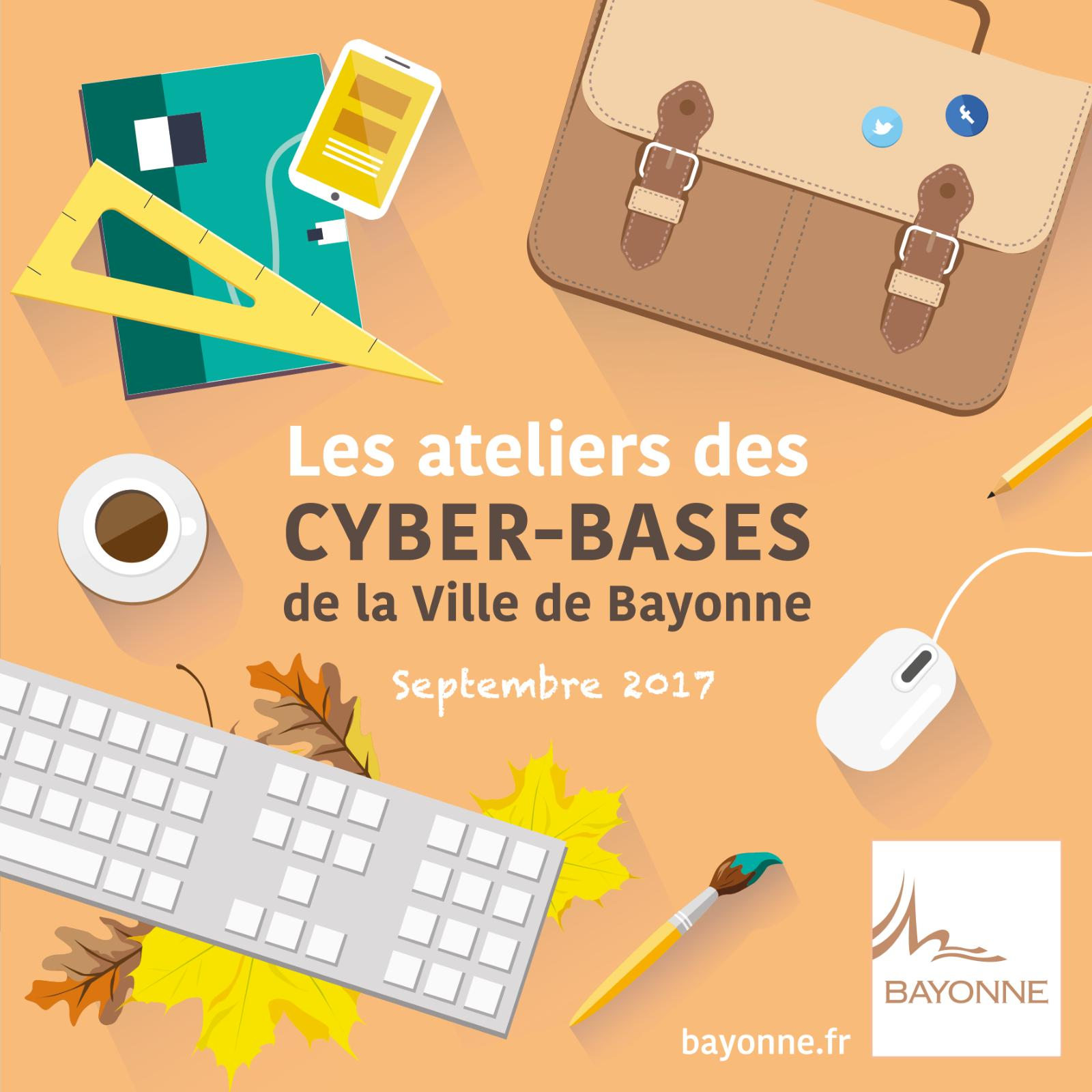 Programme Cyber-bases septembre 2017
