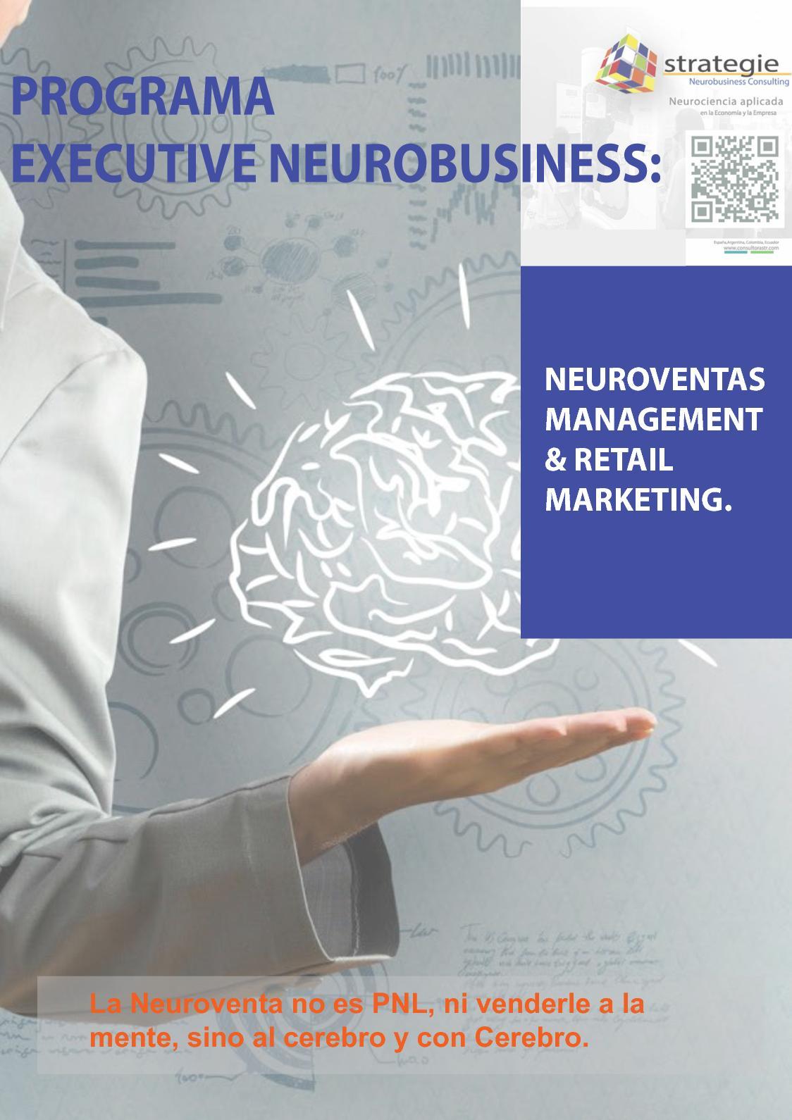 Programa Neuroventas Manager & Retail Marketing