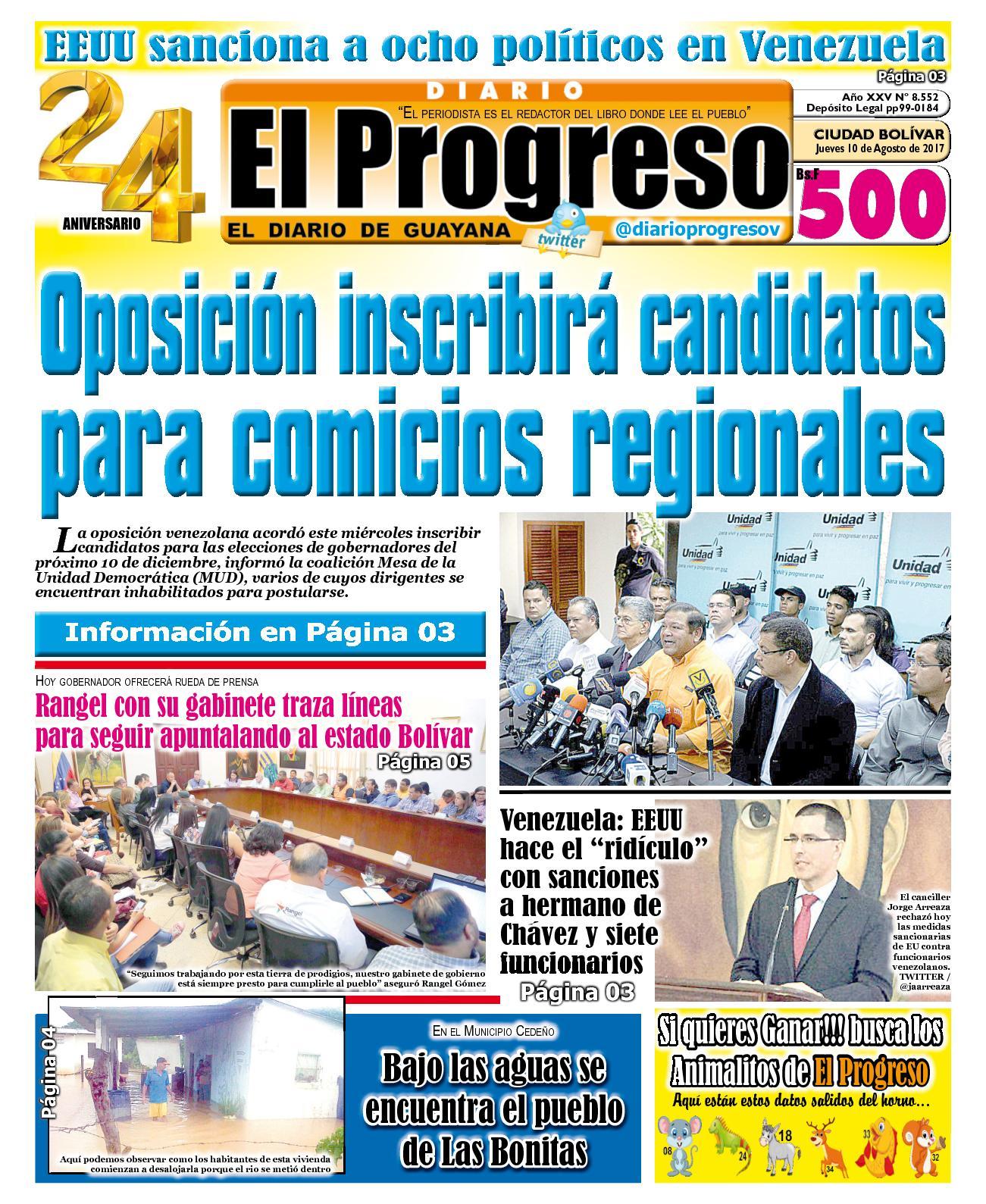 Diarioelprogreso2017 08 10