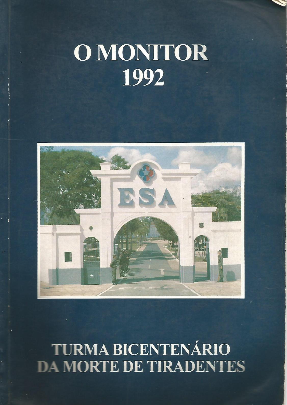 O Monitor 1992
