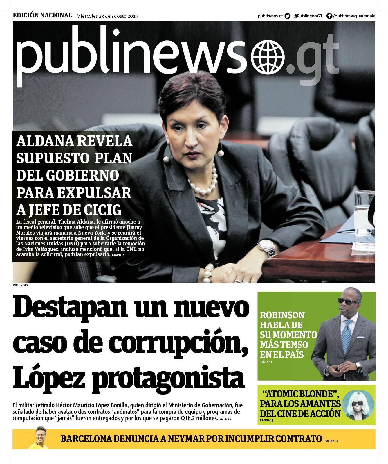 GUATEMALA CITY 23082017