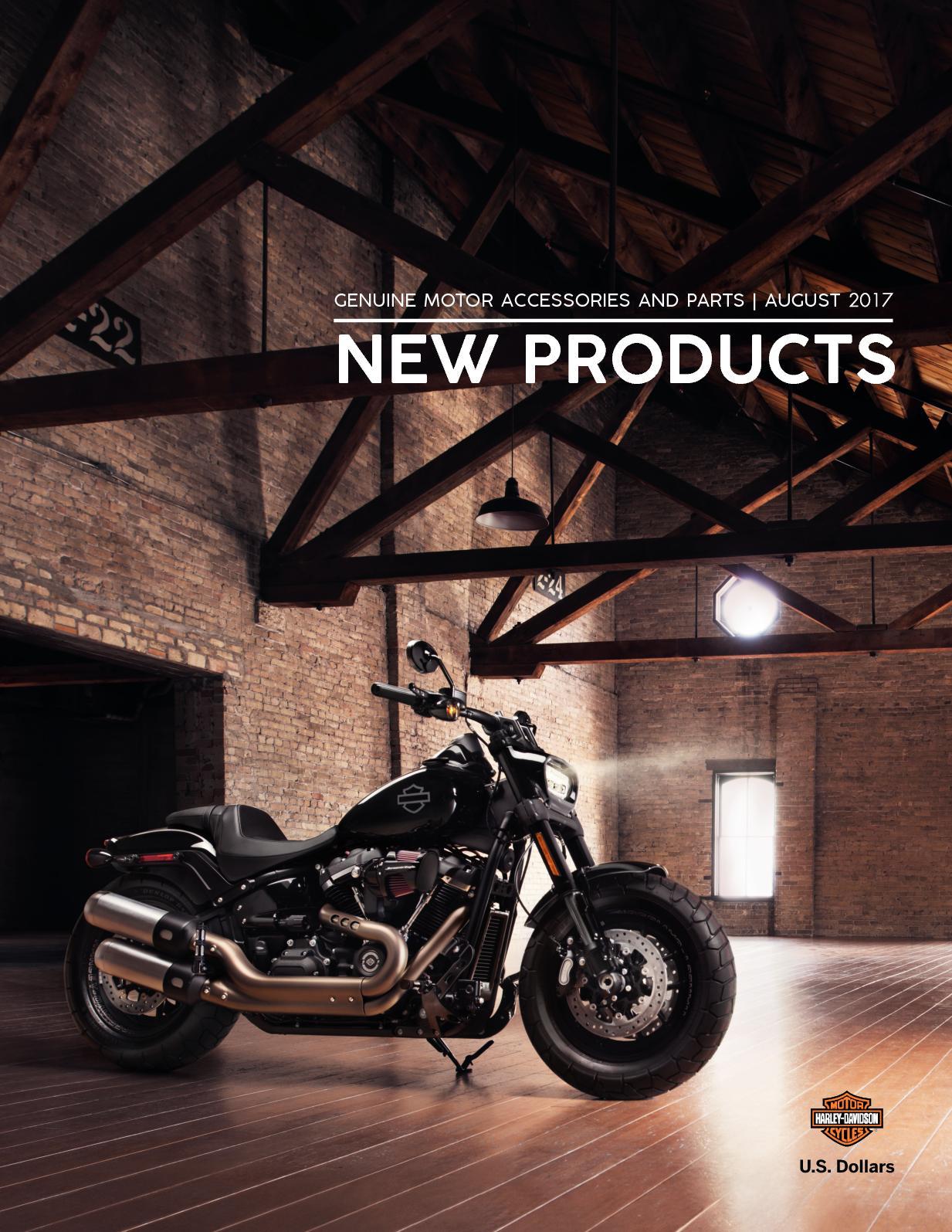 Calamo 2018 Pa New Products Catalog Harley Davidson Leather Protectant