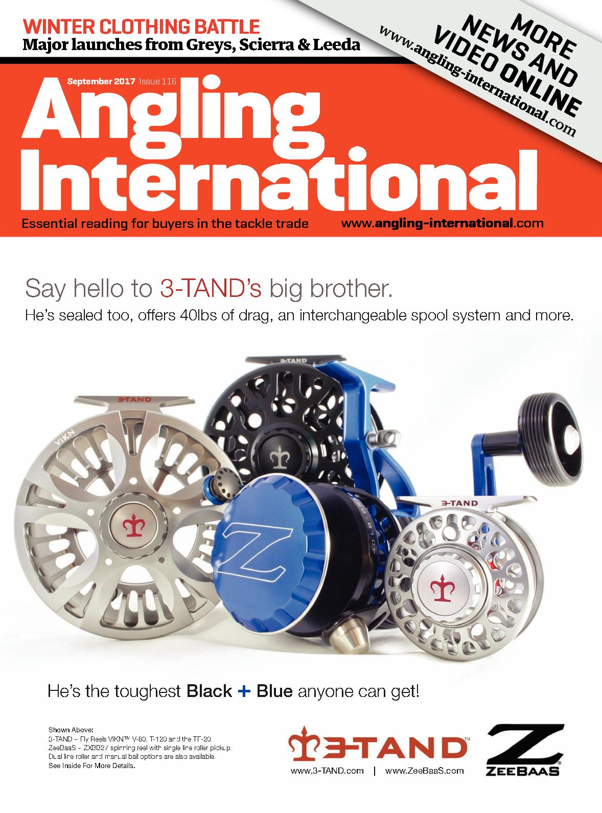 f20a996be5f Calaméo - Angling International - September 2017 - issue 116