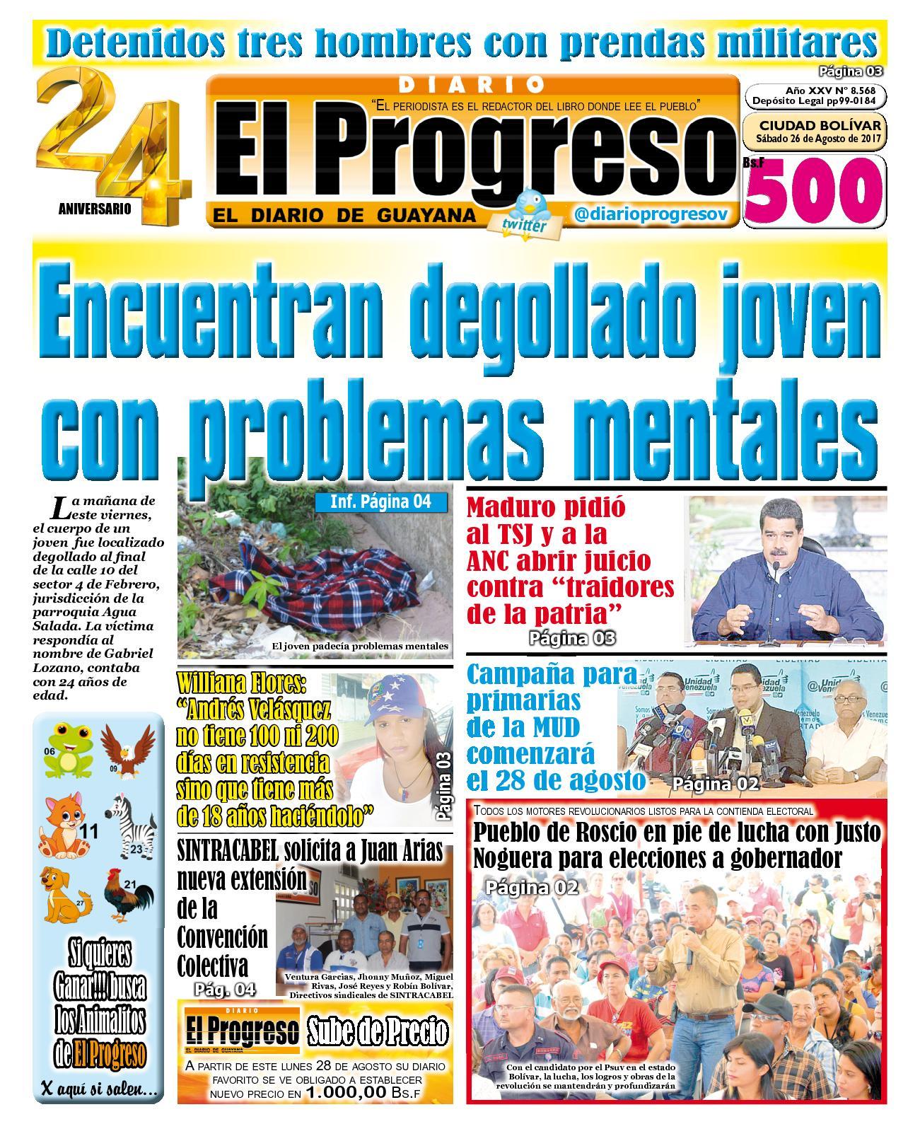 Diarioelprogreso2017 08 26