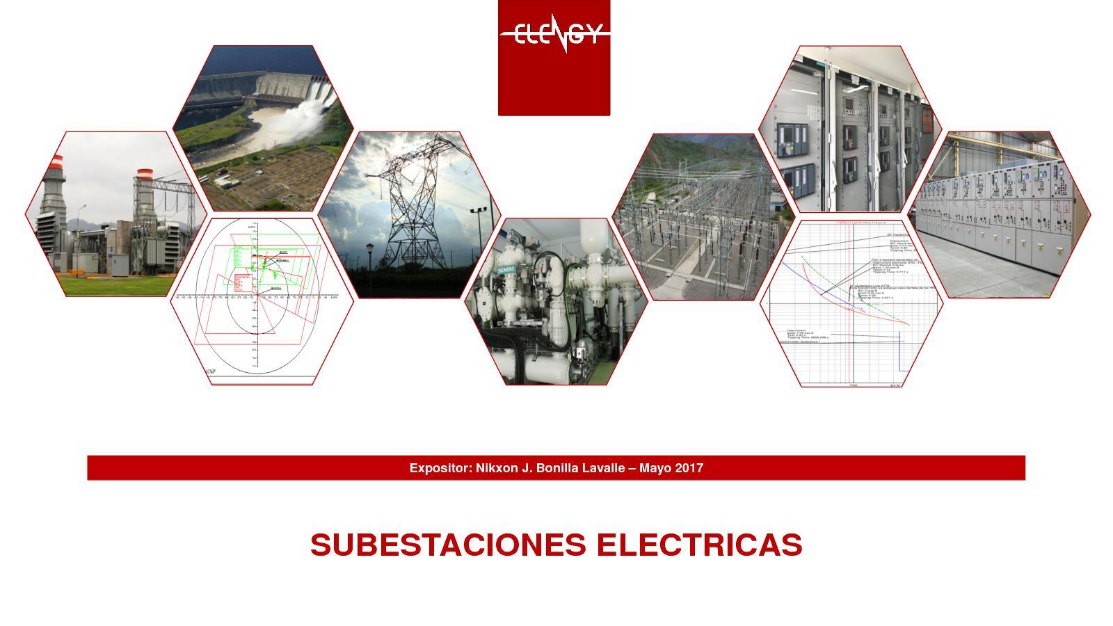 PRUEBA - Subestaciones