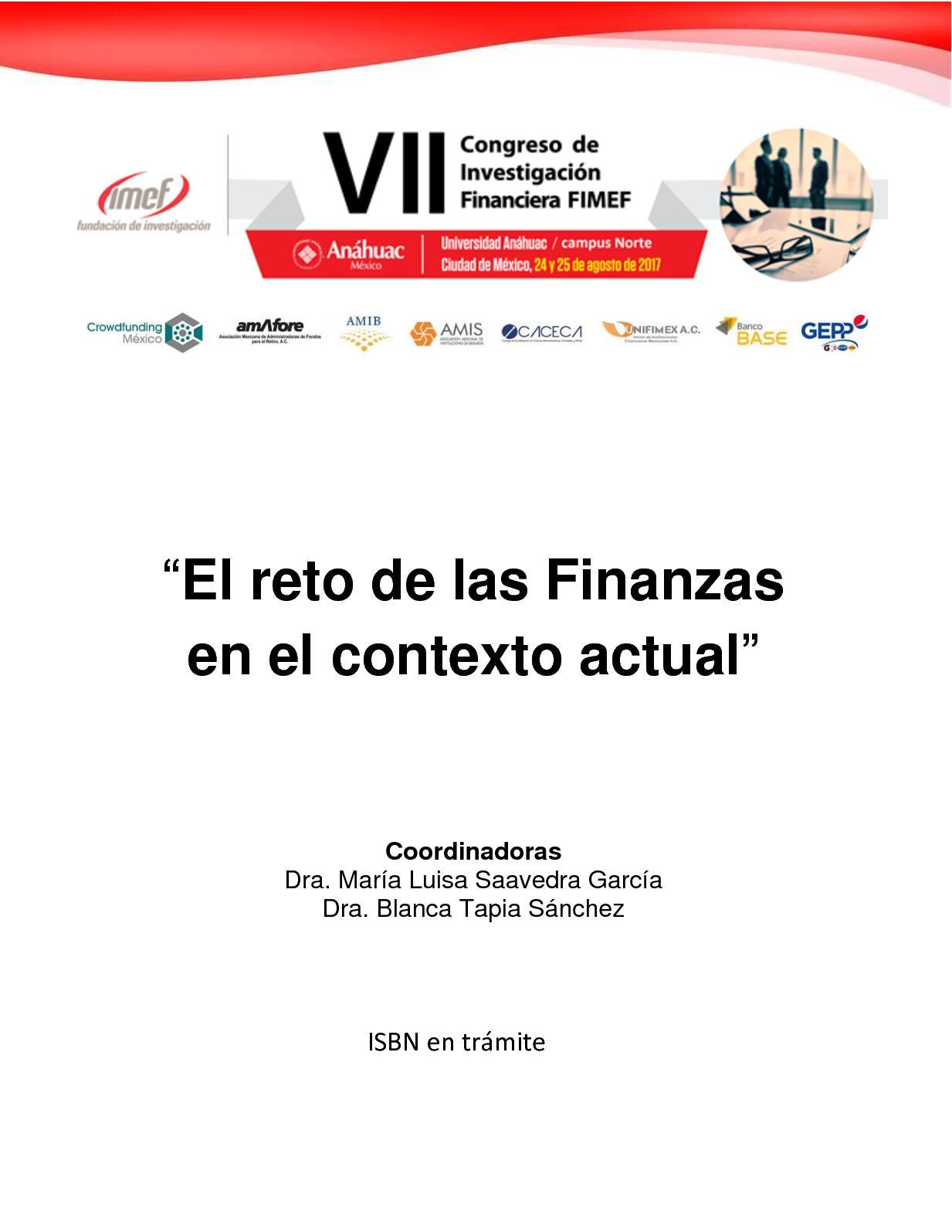 Calaméo - El Reto De Las Finanzas En El Contexto Actual