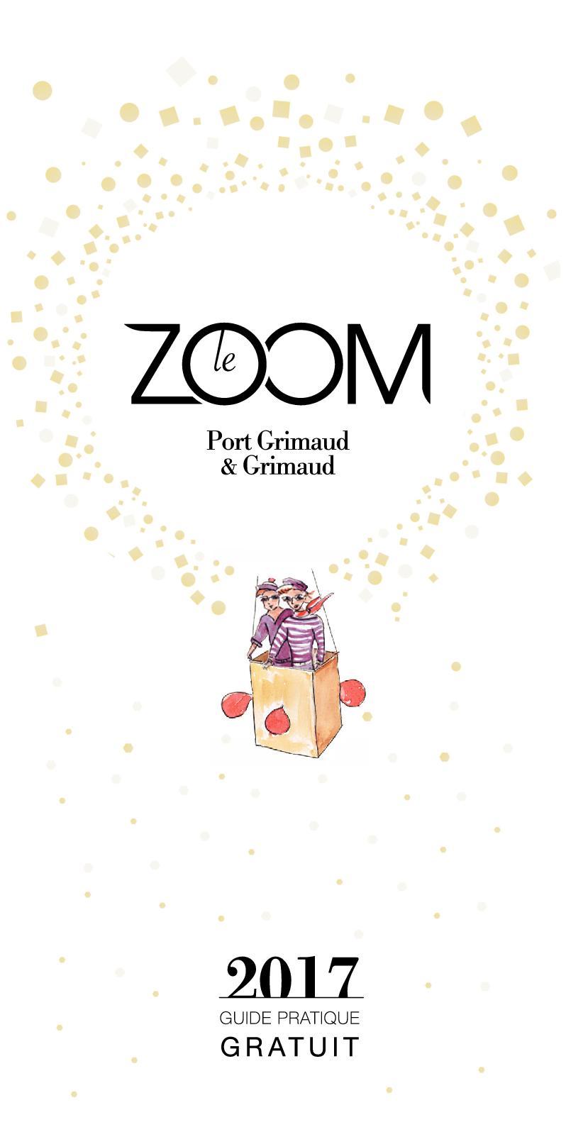 Calaméo - Zoom de Port Grimaud Grimaud 2017 c5539a06622