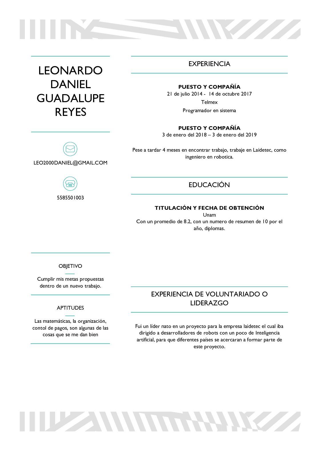 Calaméo - Curriculum De Leo