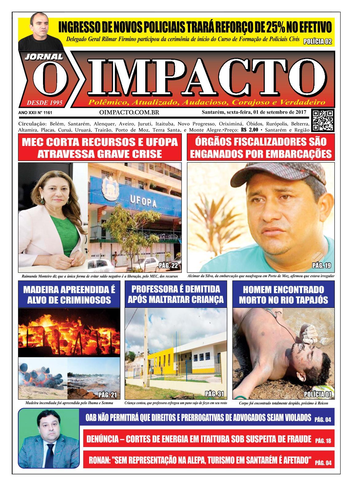 Jornal O Impacto Ed. 1161