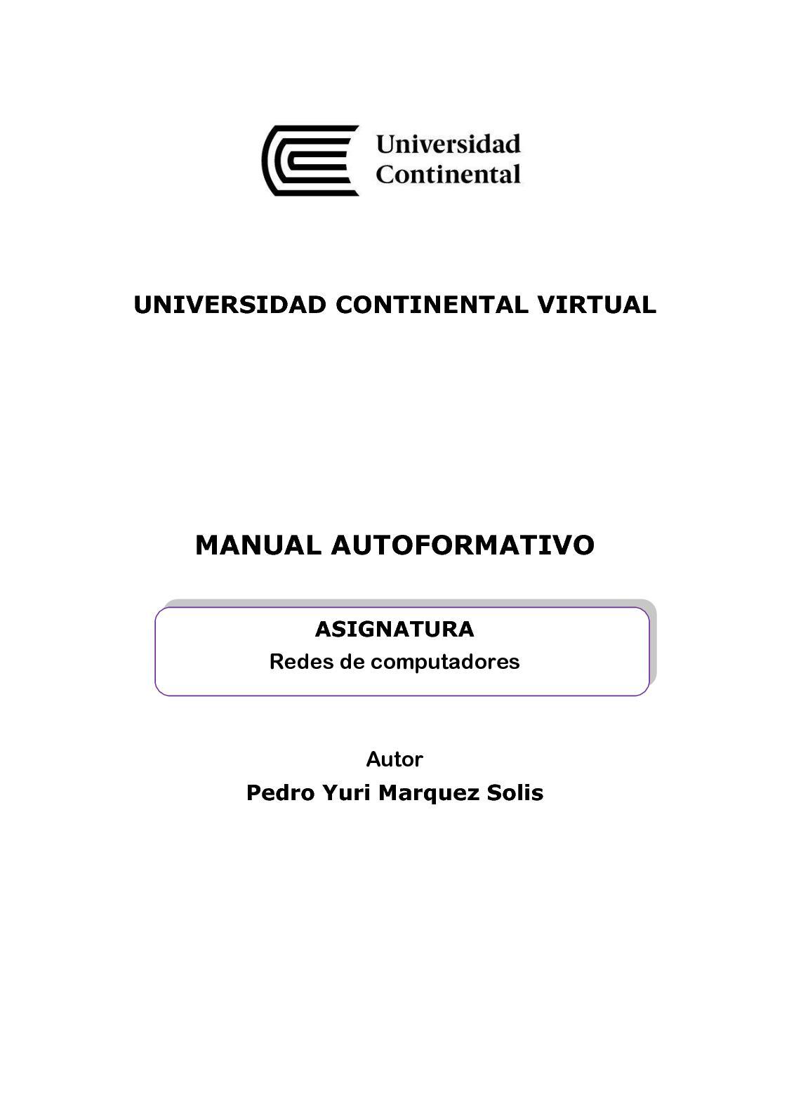 Calaméo - Uc0754 Redes De Computadores