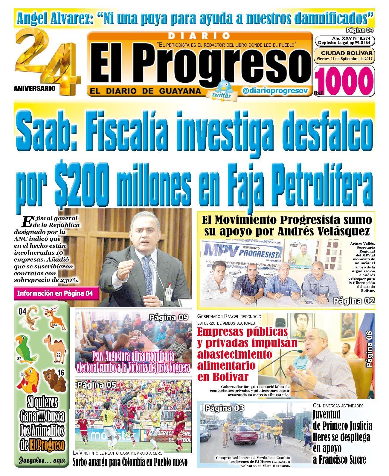 Diarioelprogreso2017 09 01