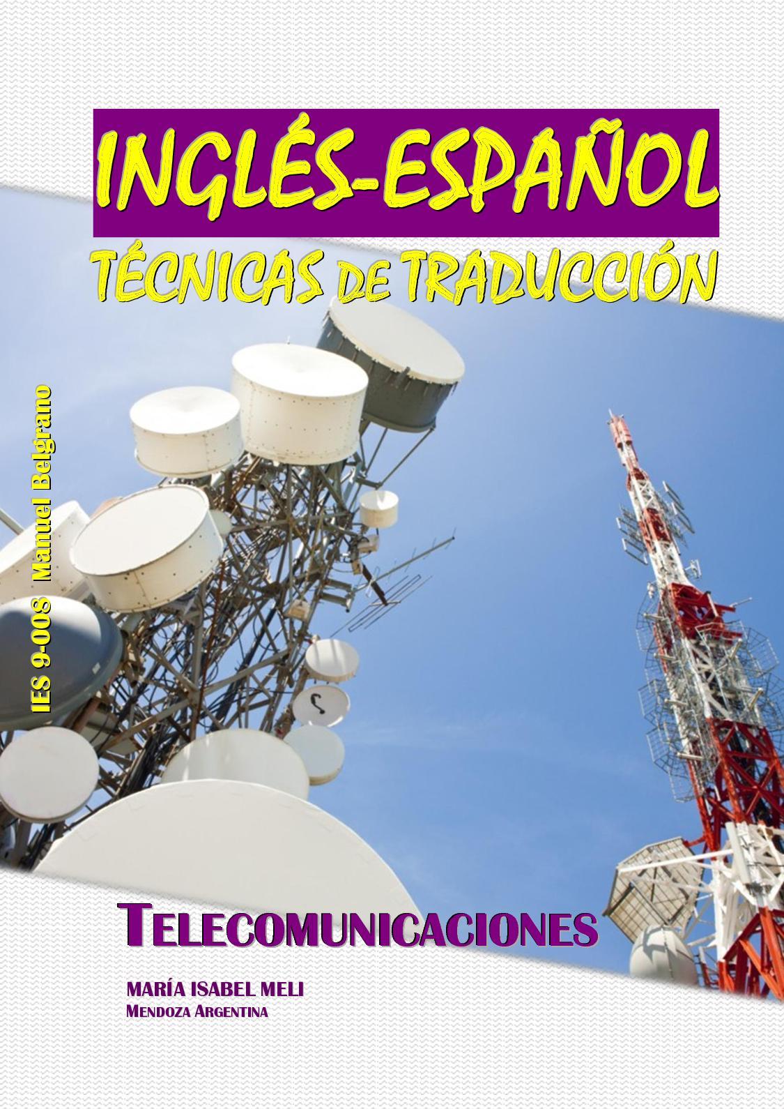 Calaméo - Telecomunicaciones Manual De Inglés Nivel 2