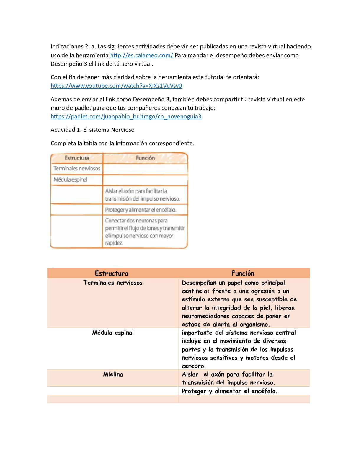 Calaméo - Ciencias Naturales Guia 3 Nivel 3