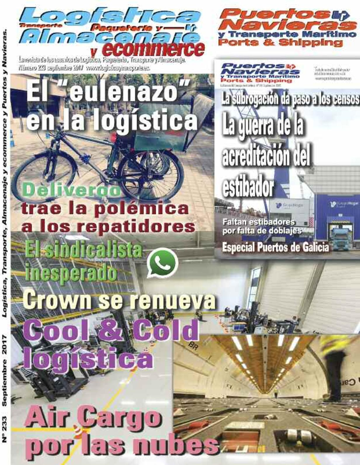 Calaméo - Logística Transporte y Almacenaje (Septiembre 2017)