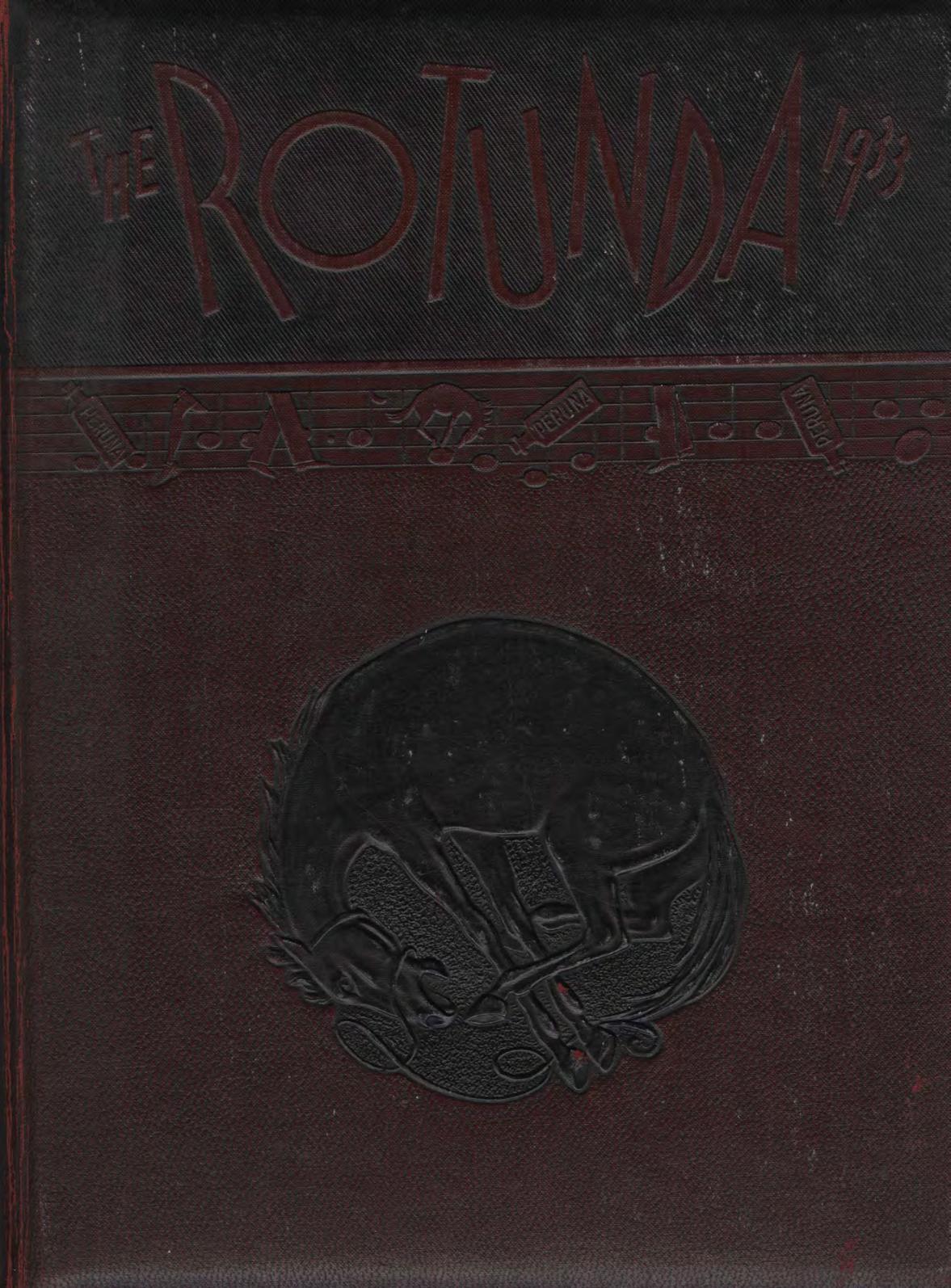 Calamo Rotunda 1933 Lse Fis Powder
