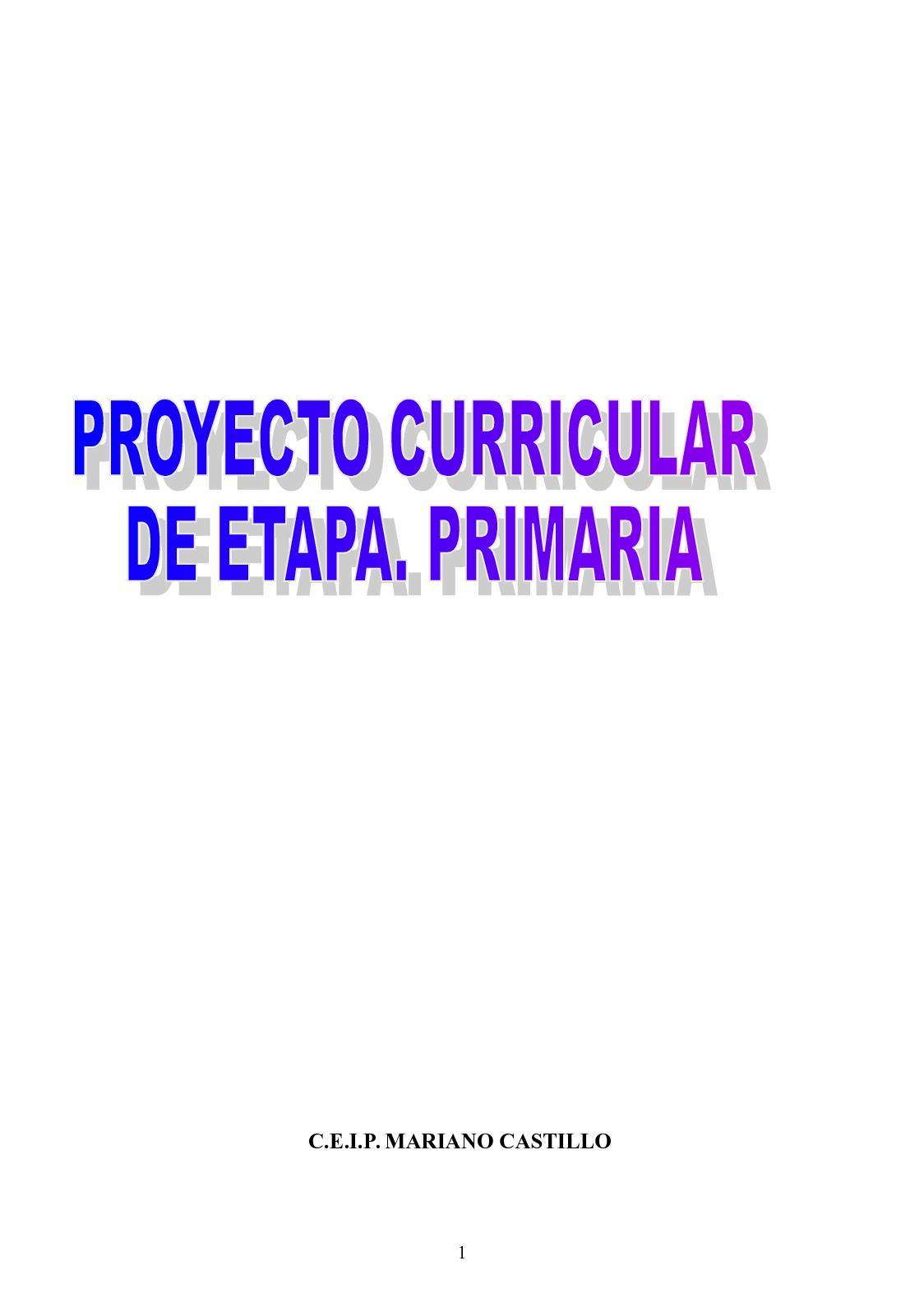 Calaméo - Pc Primaria