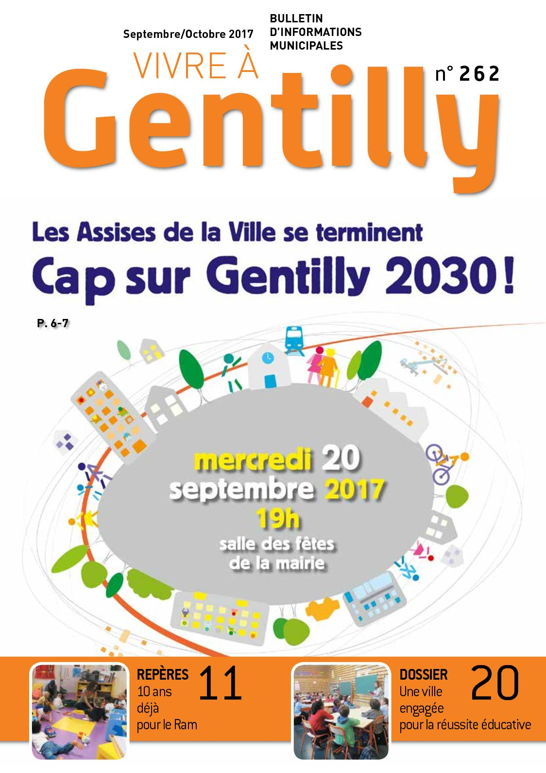 rencontre gentilly