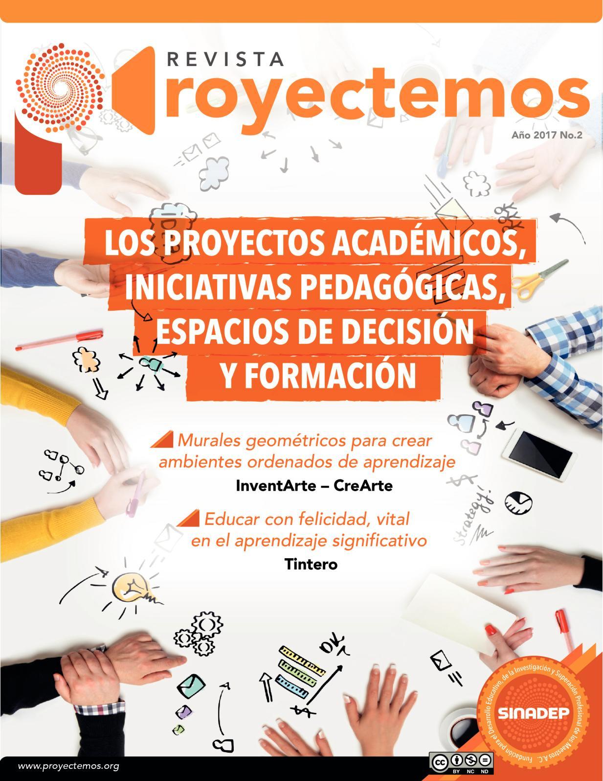 Calaméo - Revista Proyectemos   Año 2017 No.2
