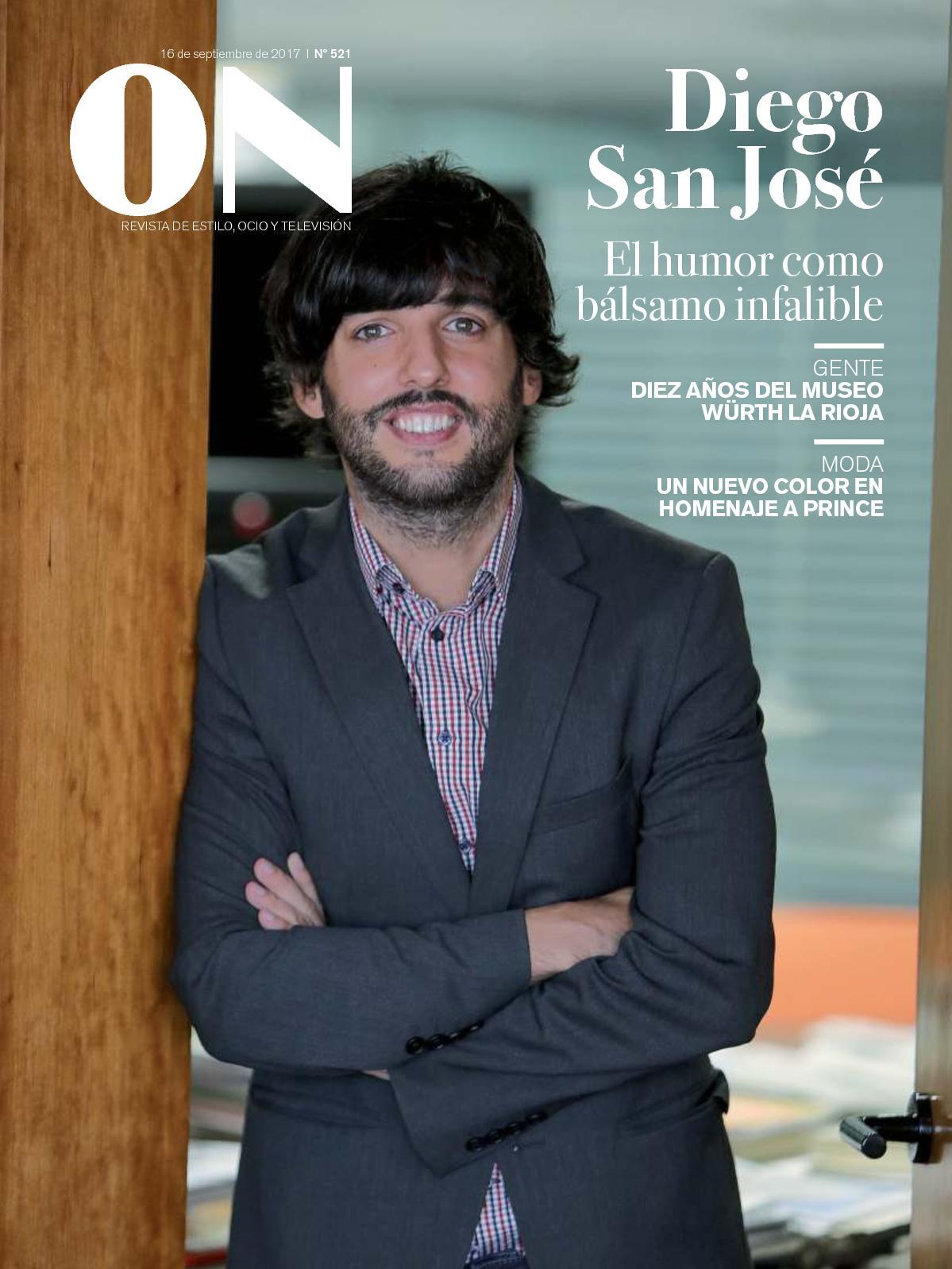 ON Revista de Ocio y Estilo 20170916