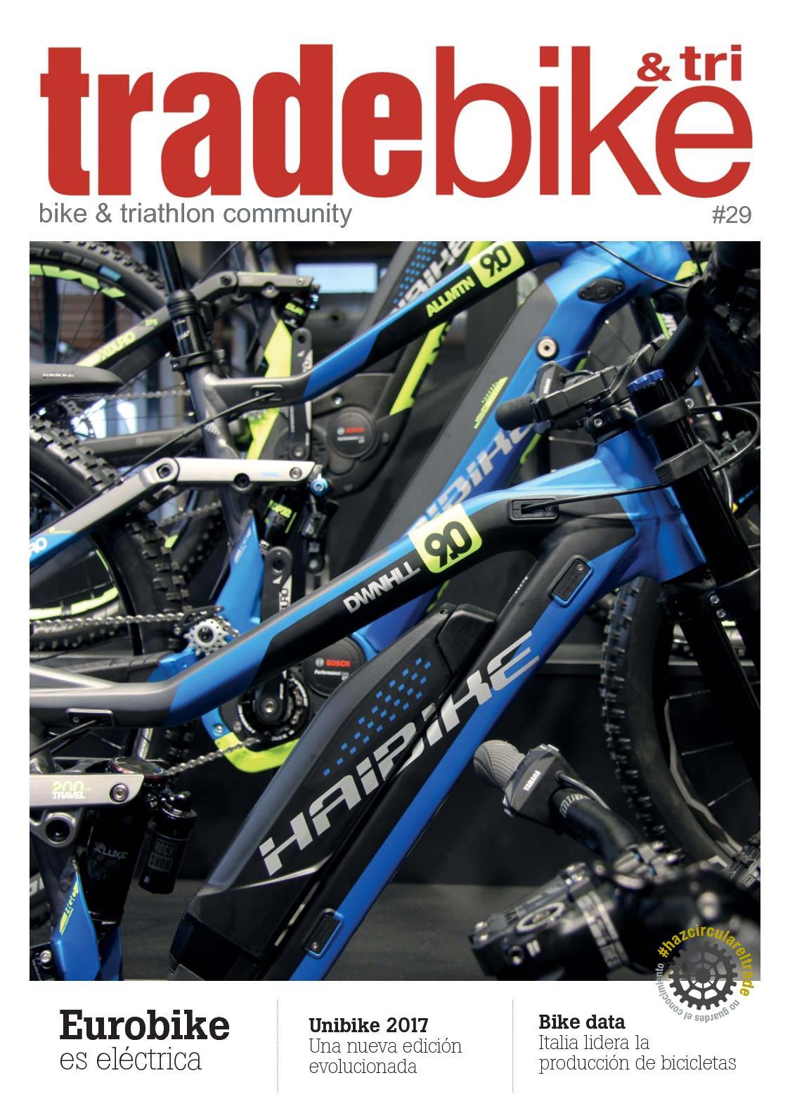 Calaméo - Tradebike&Tri 29 Especial Ferias