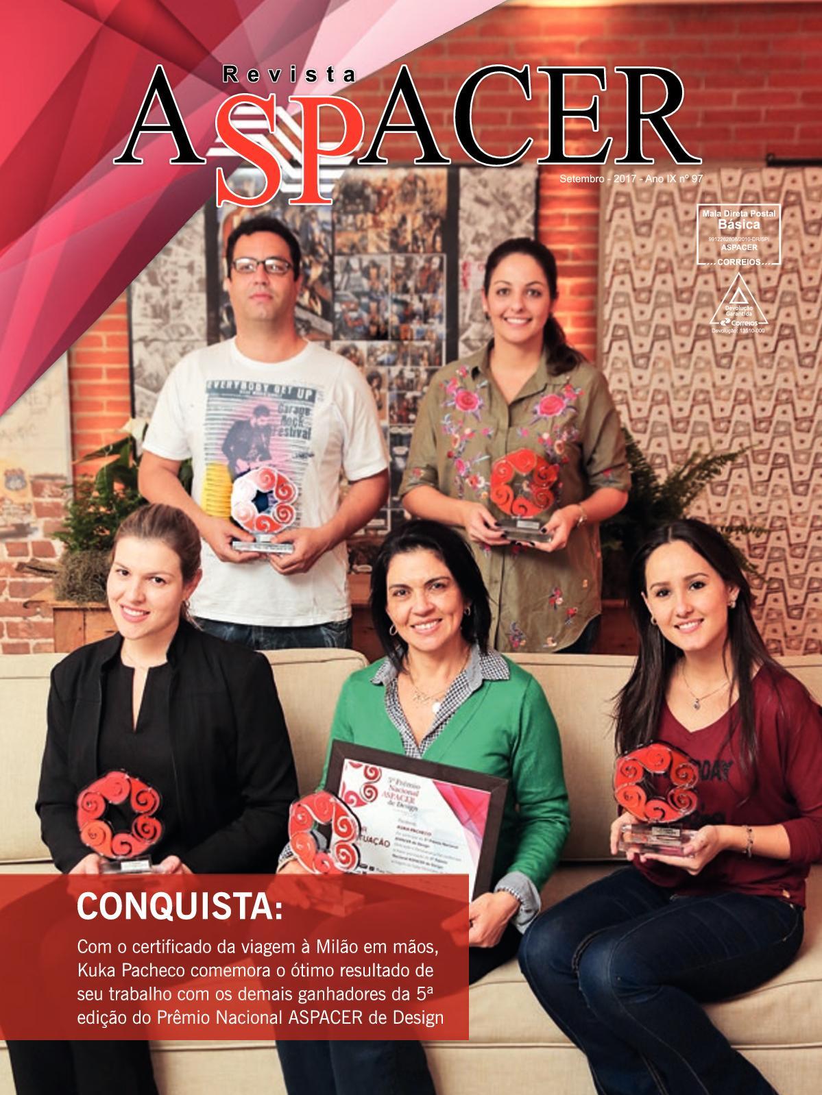 Revista ASPACER Setembro 2017 Nº 97