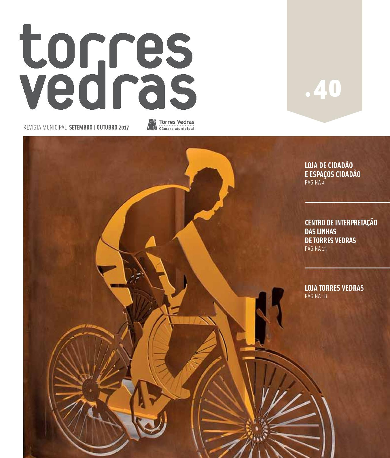 Calaméo - Revista Municipal Torres Vedras nº40 - setembro outubro 2017 07e435cdf3