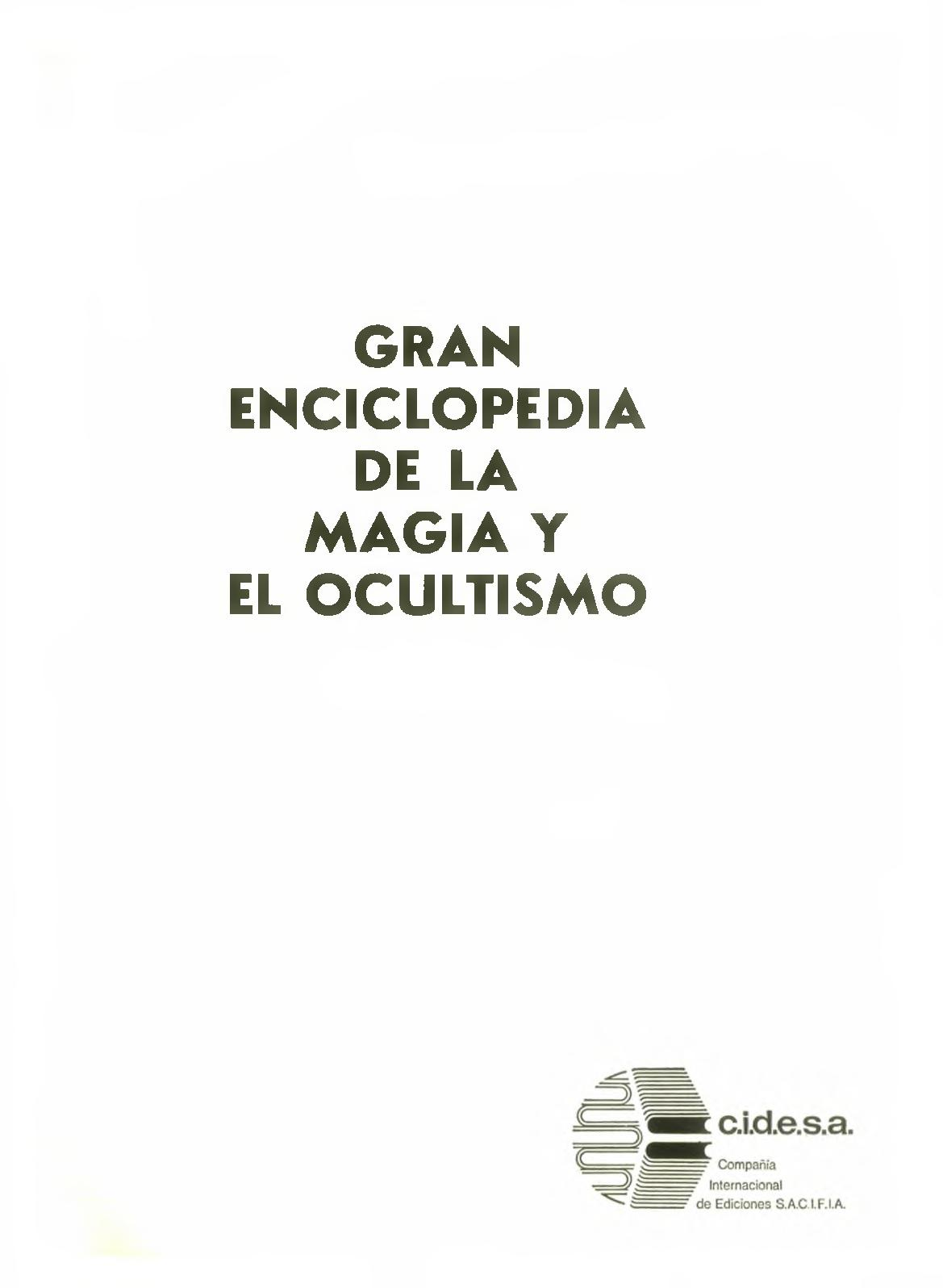 Calaméo - Enciclopedia De La Magia