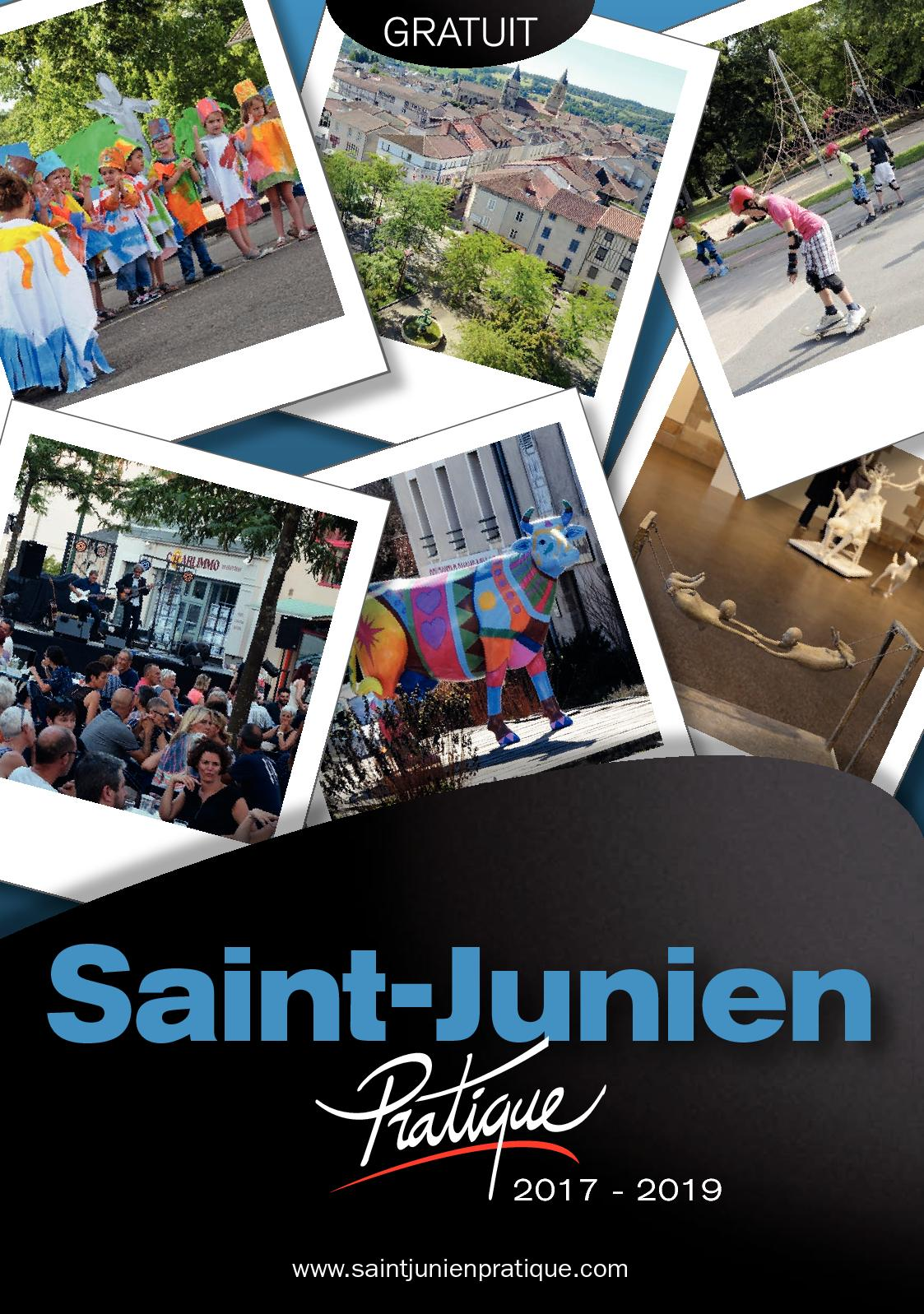Calam o saint junien pratique 2017 2019 - Office de tourisme saint junien ...