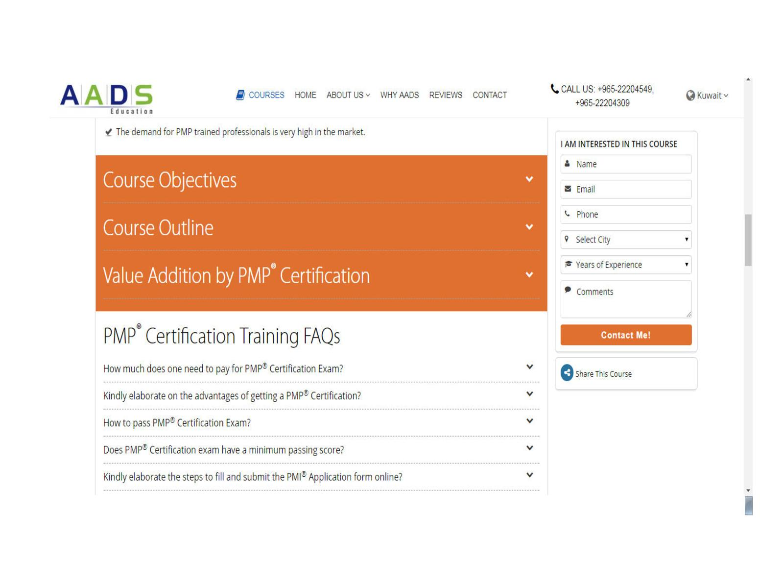 Pmp certification in kuwait aads education calameo downloader page 5 1betcityfo Image collections