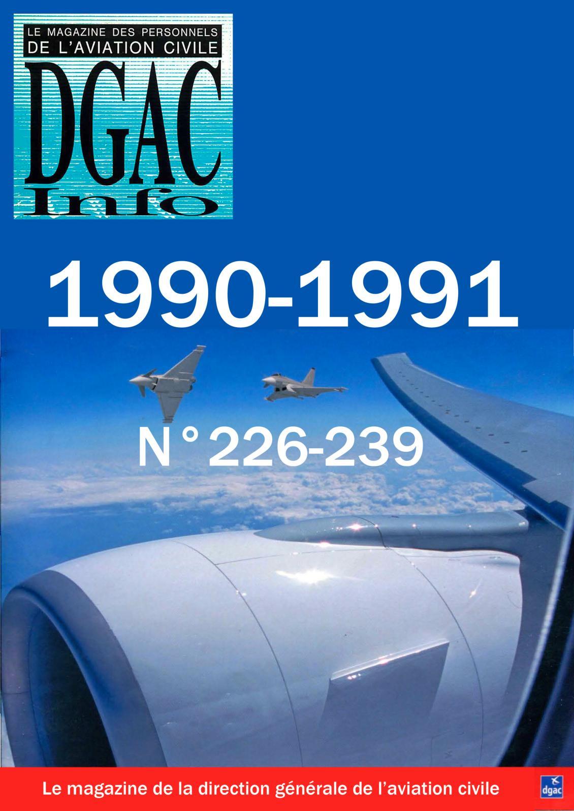 93019812e13f Calaméo - 1990 1991 Aviation Civile 226 239
