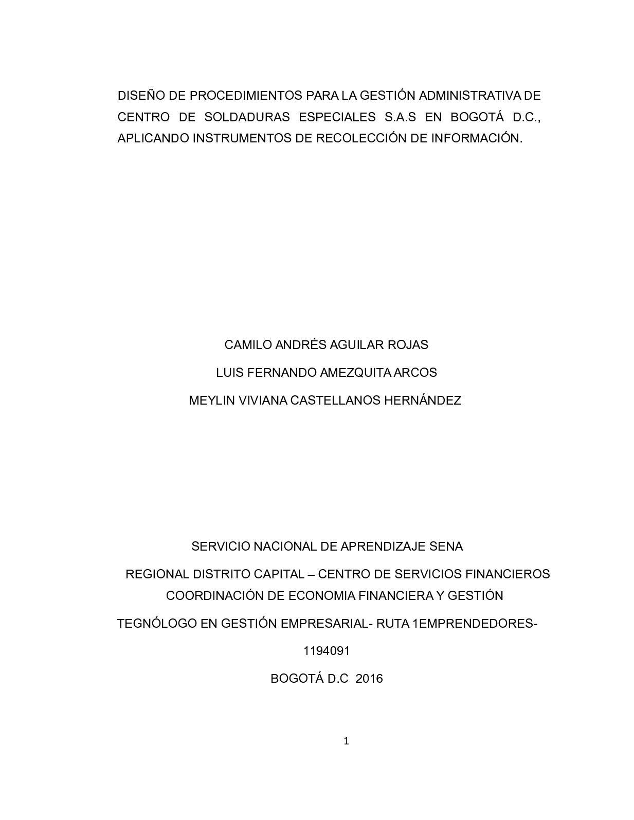 Calaméo - Proyecto Formativo Gaes 3