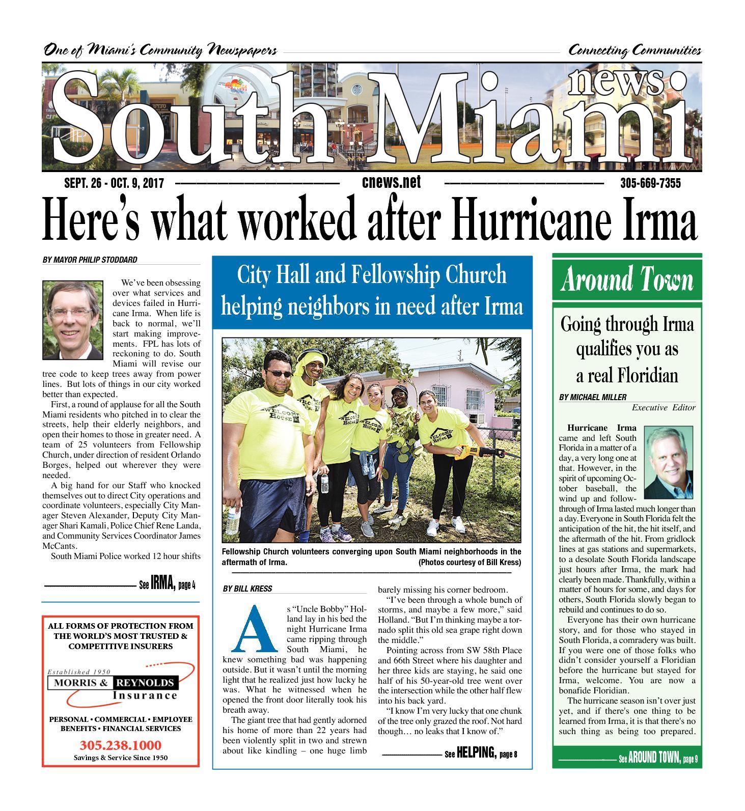 Calaméo - South Miami News 09.26.2017
