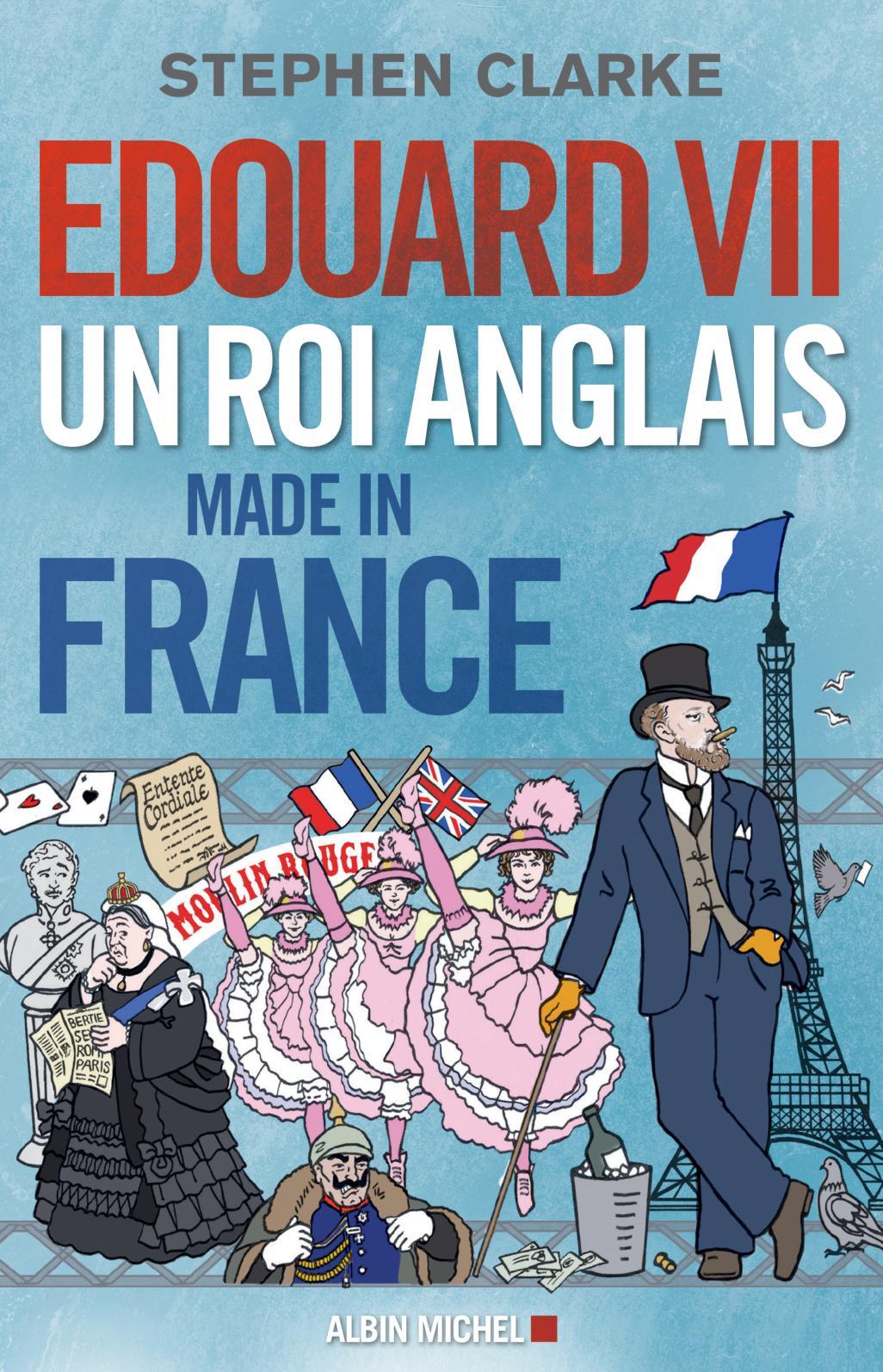 EXTRAIT | Edouard VII - Stephen Clarke