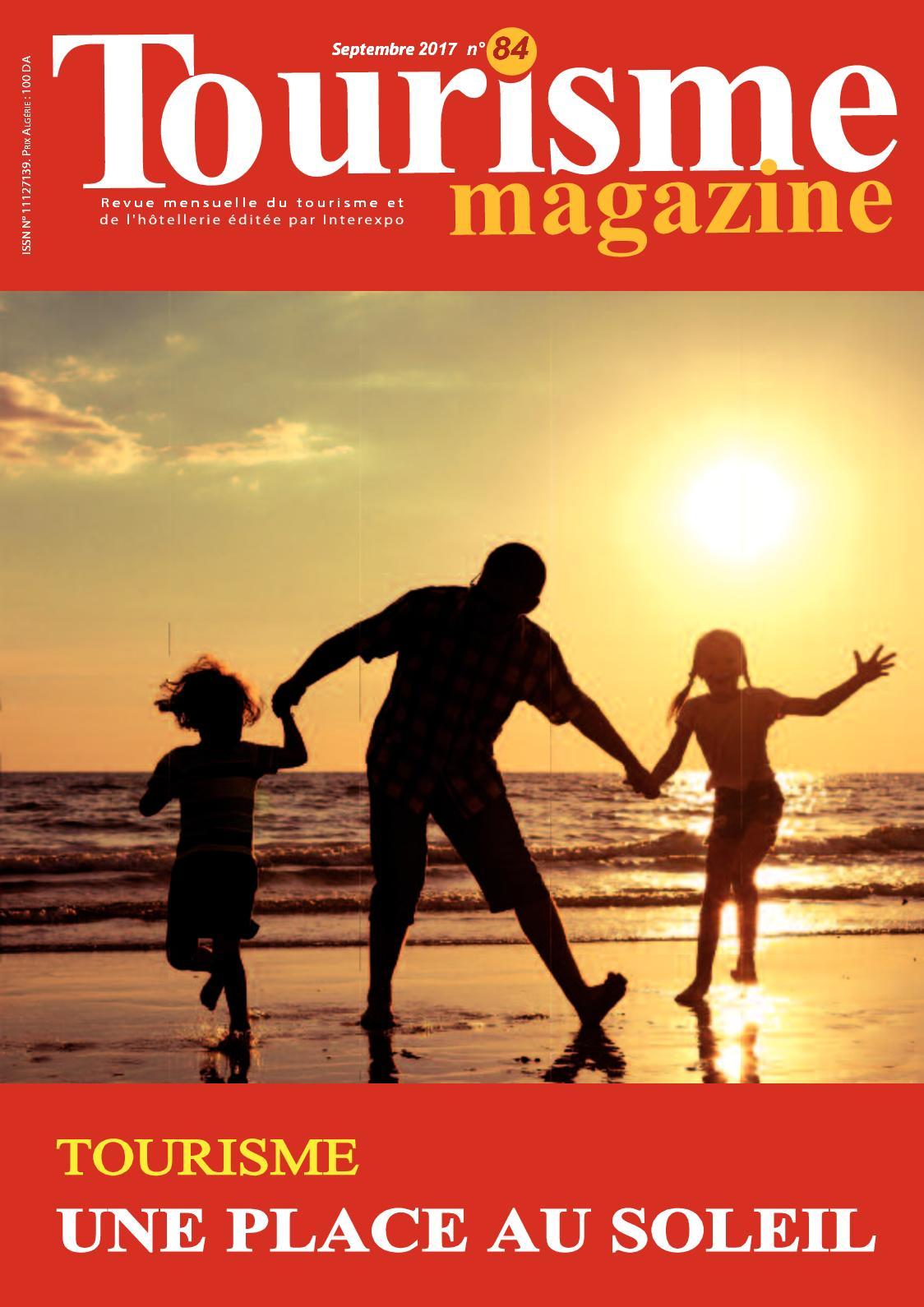 Tourisme magazine N° 84