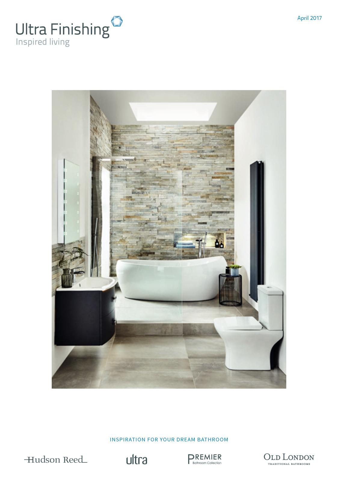 Calaméo Ultra Finishing Brochure - Premier bathroom collection