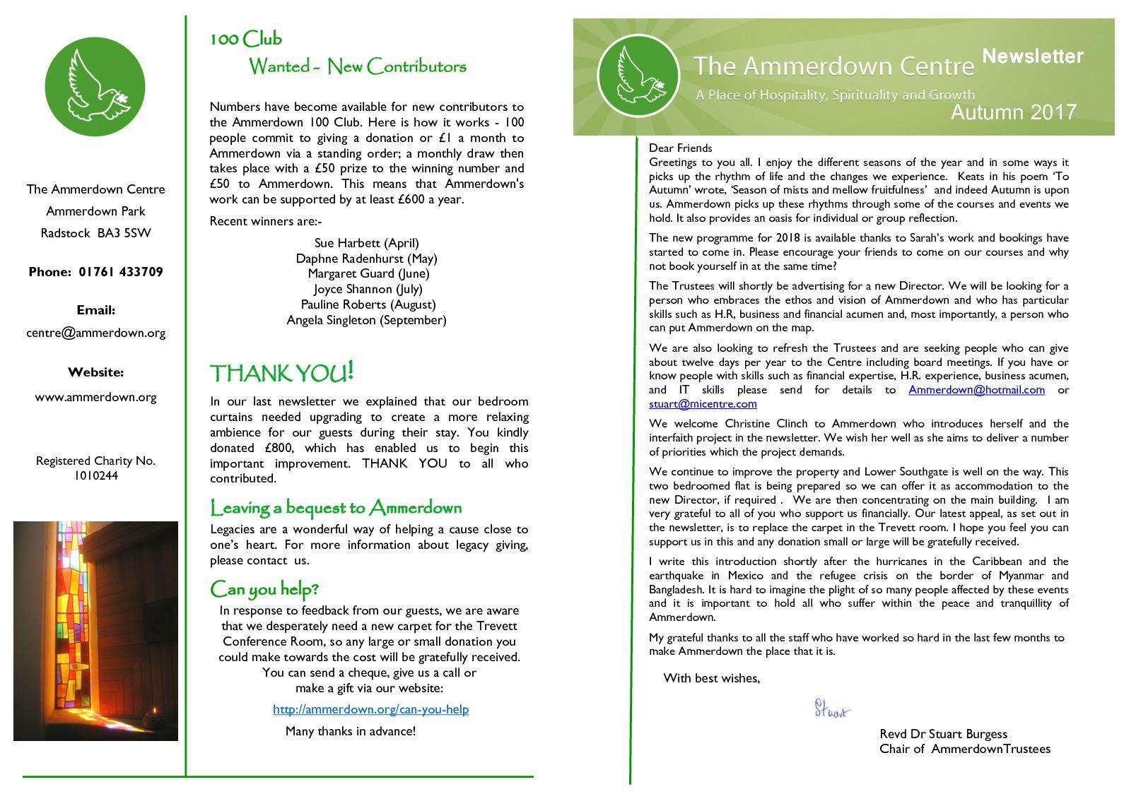 Calamo autumn 2017 newsletter kristyandbryce Choice Image