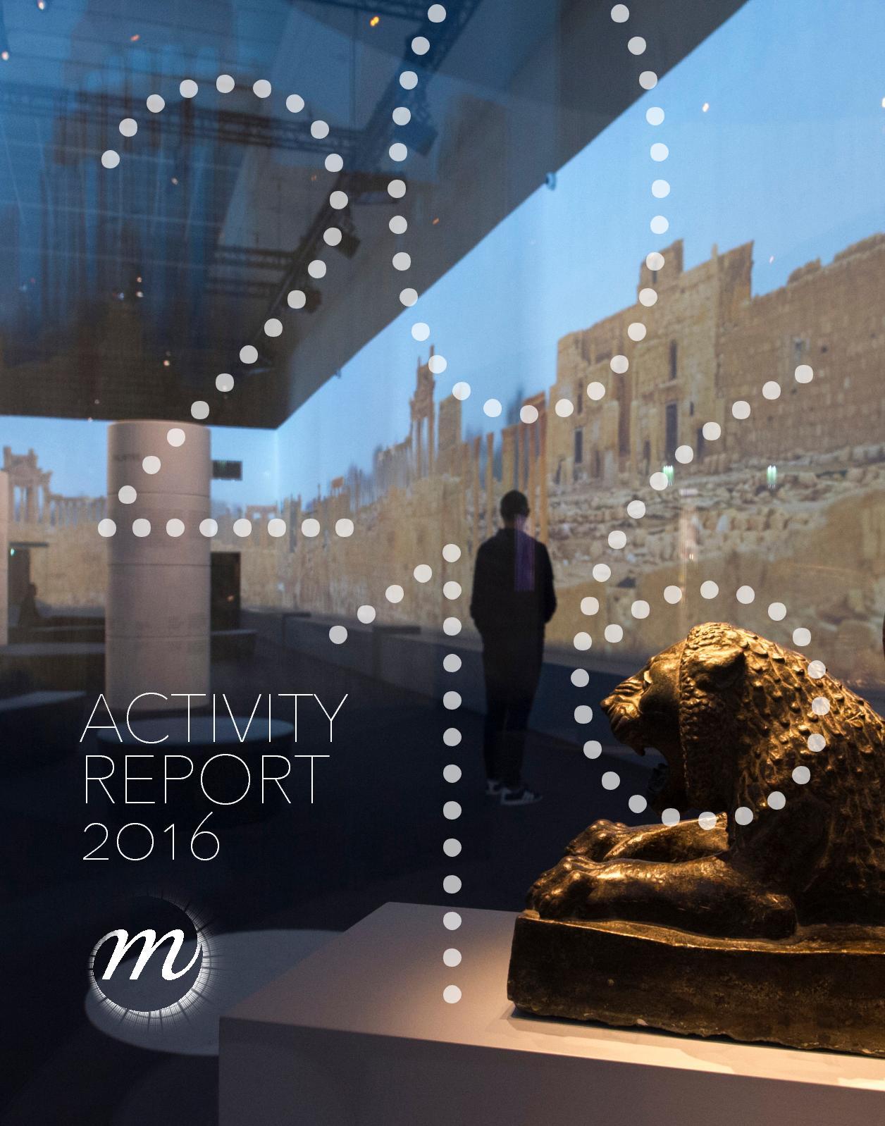 Calamo Activity Report 2016 Rmn Grand