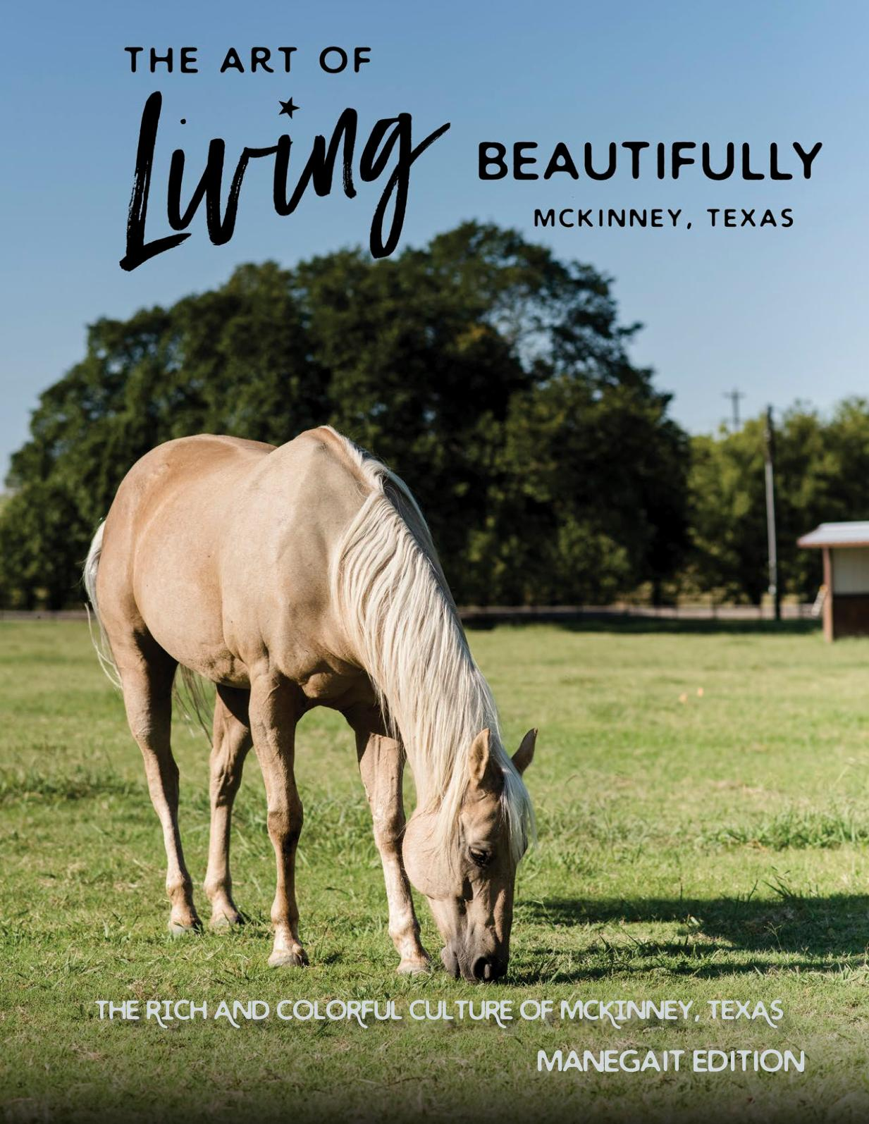 The Art of Living Beautifully: ManeGait edition October 2017