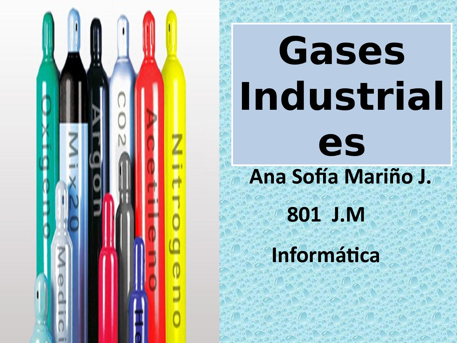 801 Gases 1