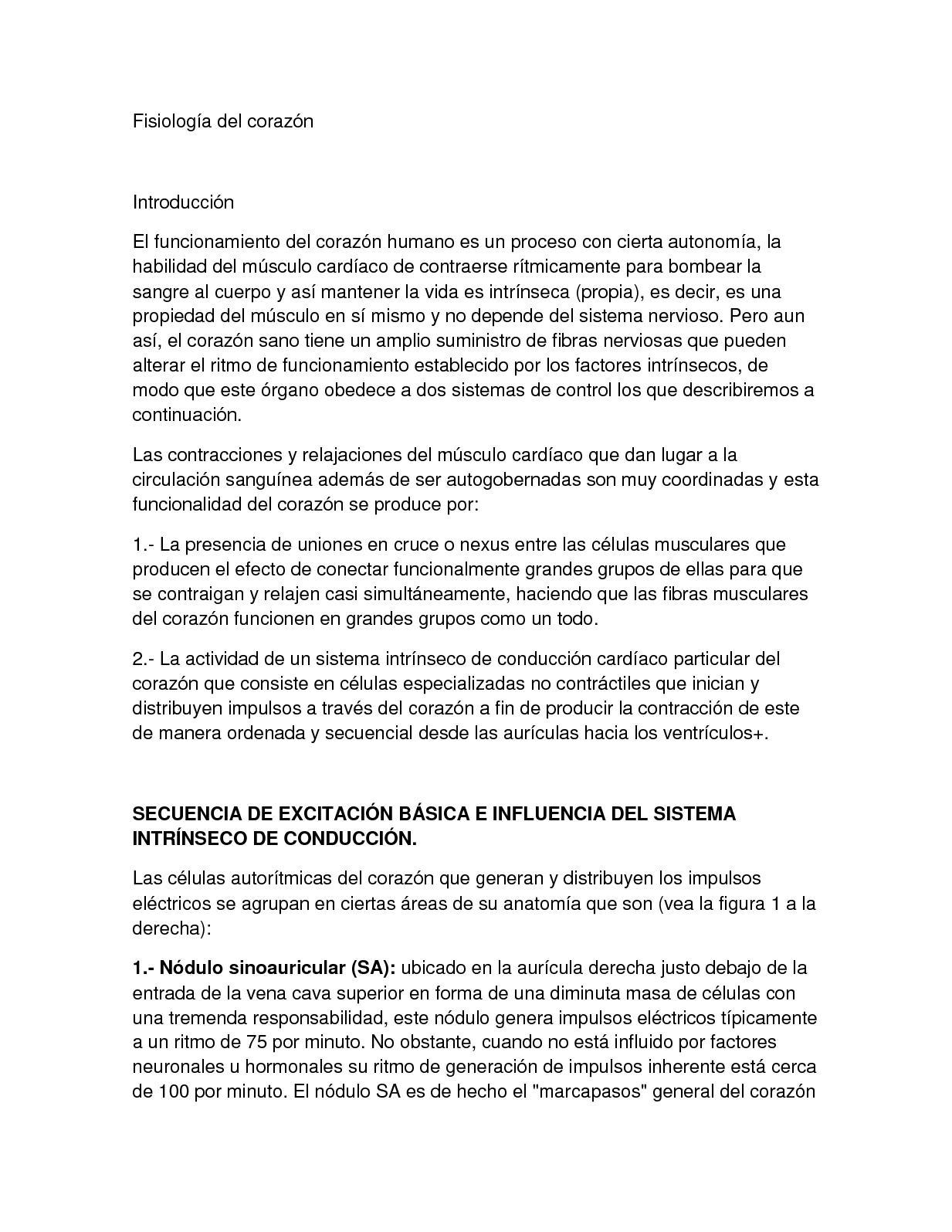 Calaméo - Fisiología Del Corazón