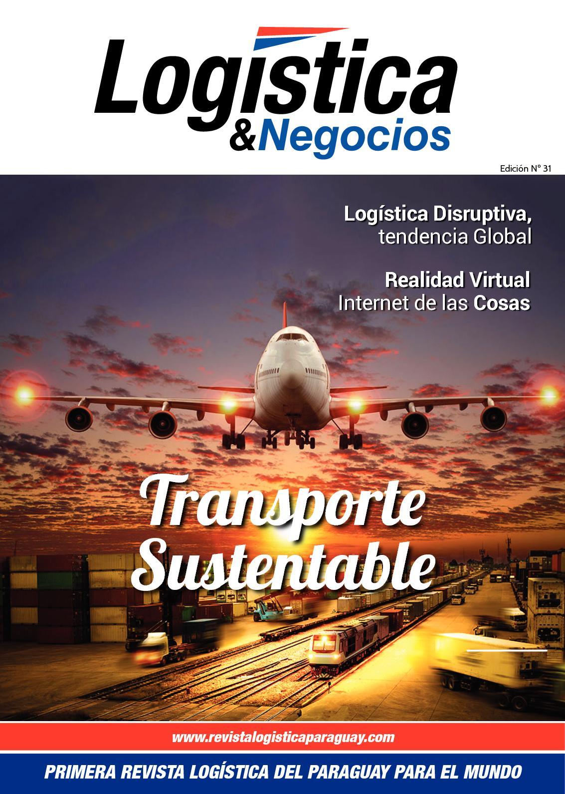 Logística & Negocios Edi.31