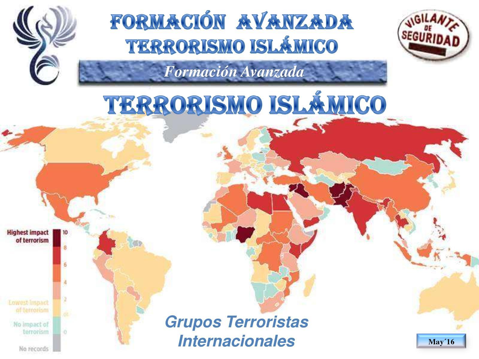 TI20 - Grupos Terroristas Internacionales