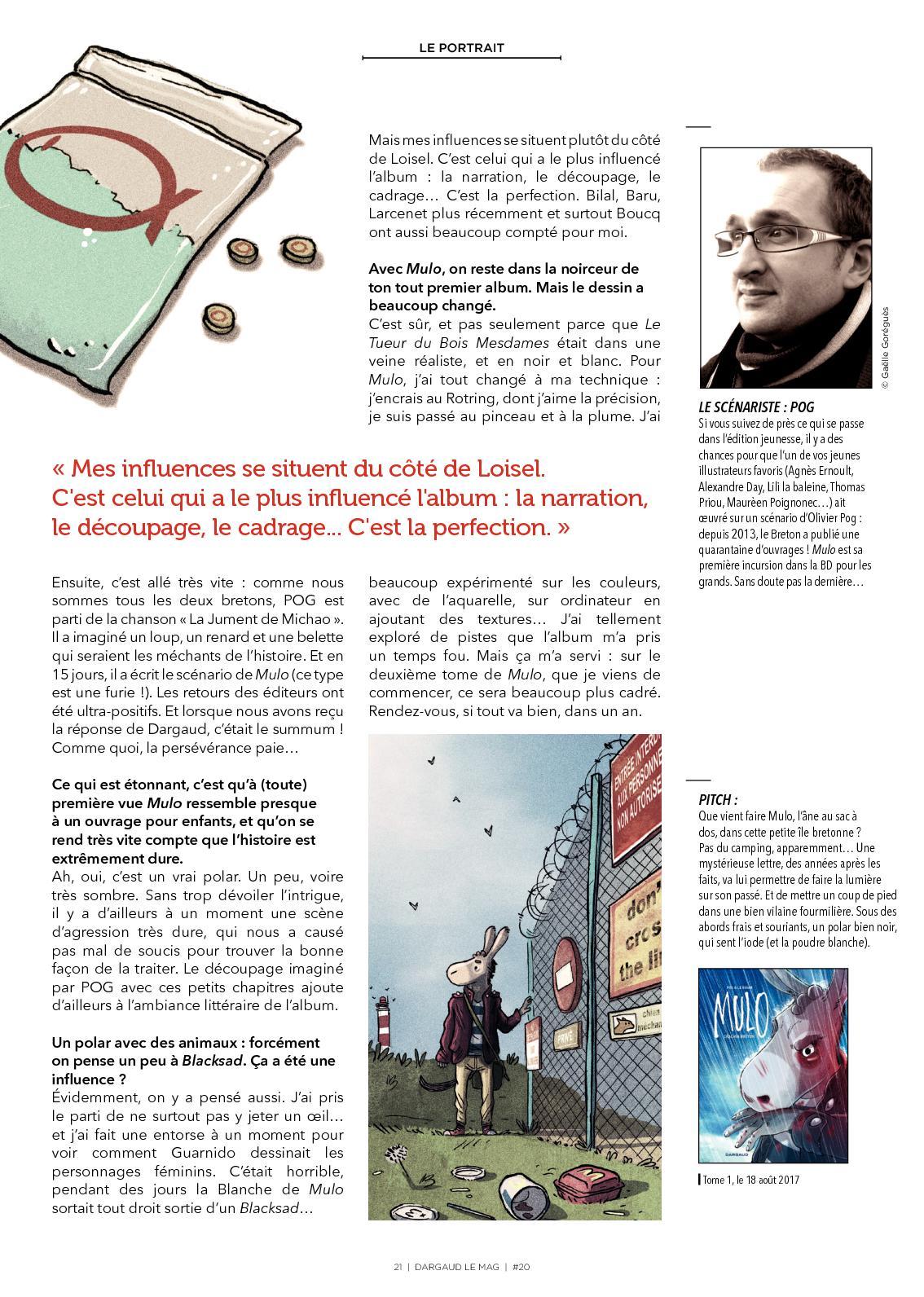 Dargaud Le Mag #20 - CALAMEO Downloader