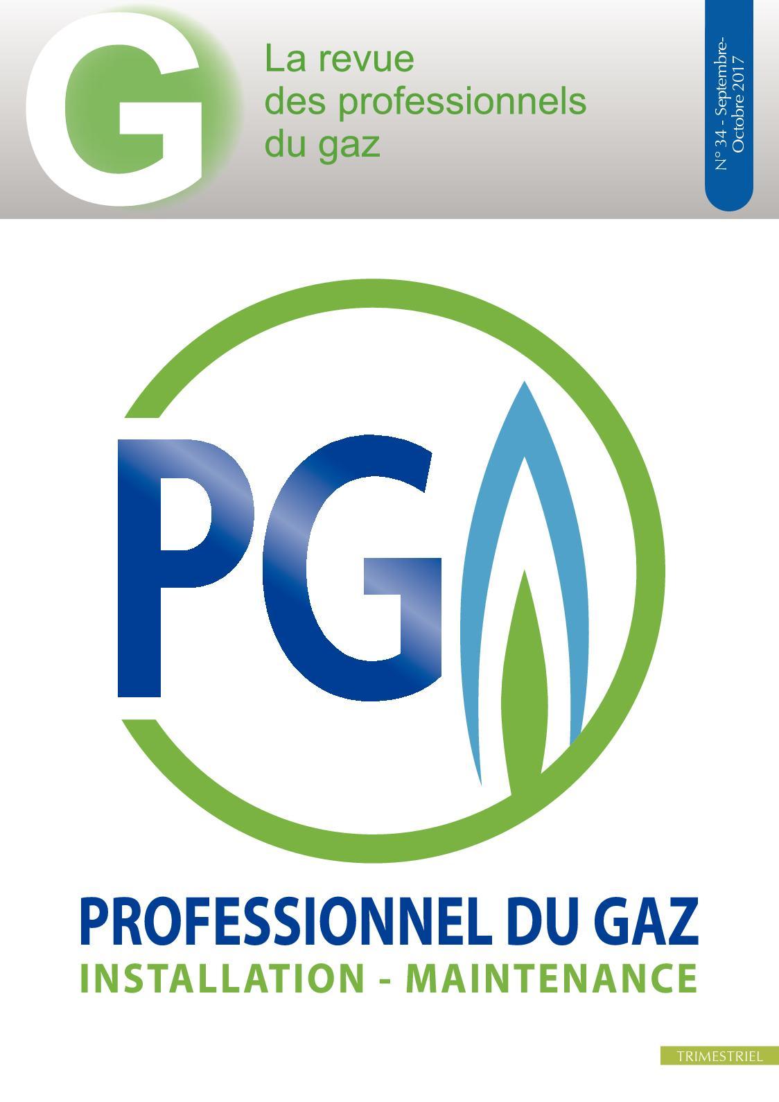calam o revue g n 34 les professionnels du gaz