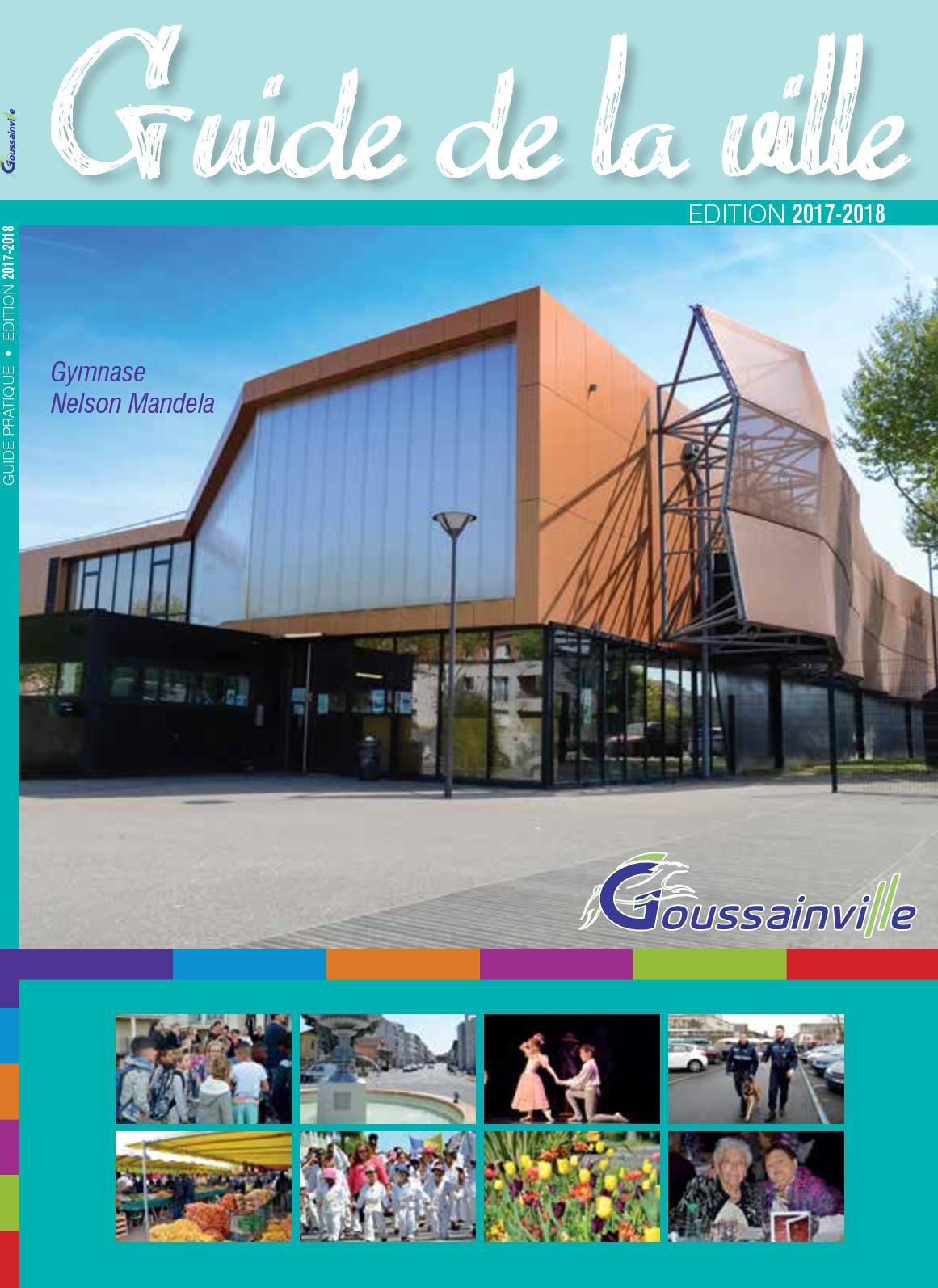 Calam o goussainville guide de la ville edition 2017 for Piscine de goussainville