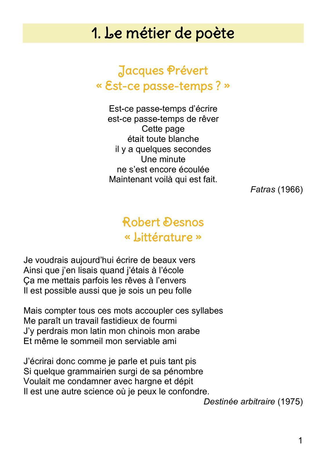 Favori Calaméo - Anthologie Poétique 5e IJ05