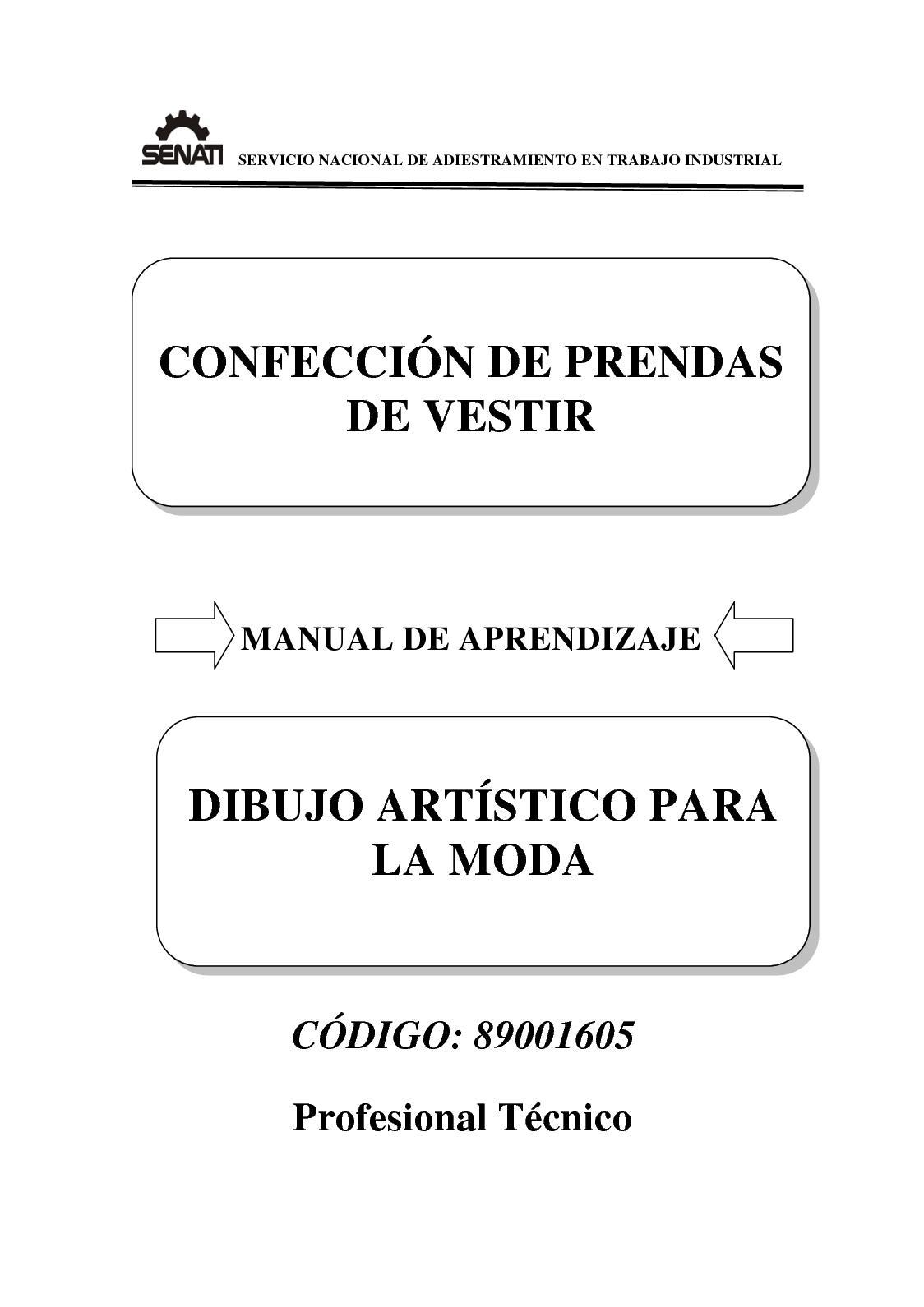 Calaméo - 89001605 Dibujo Artístico Para La Moda