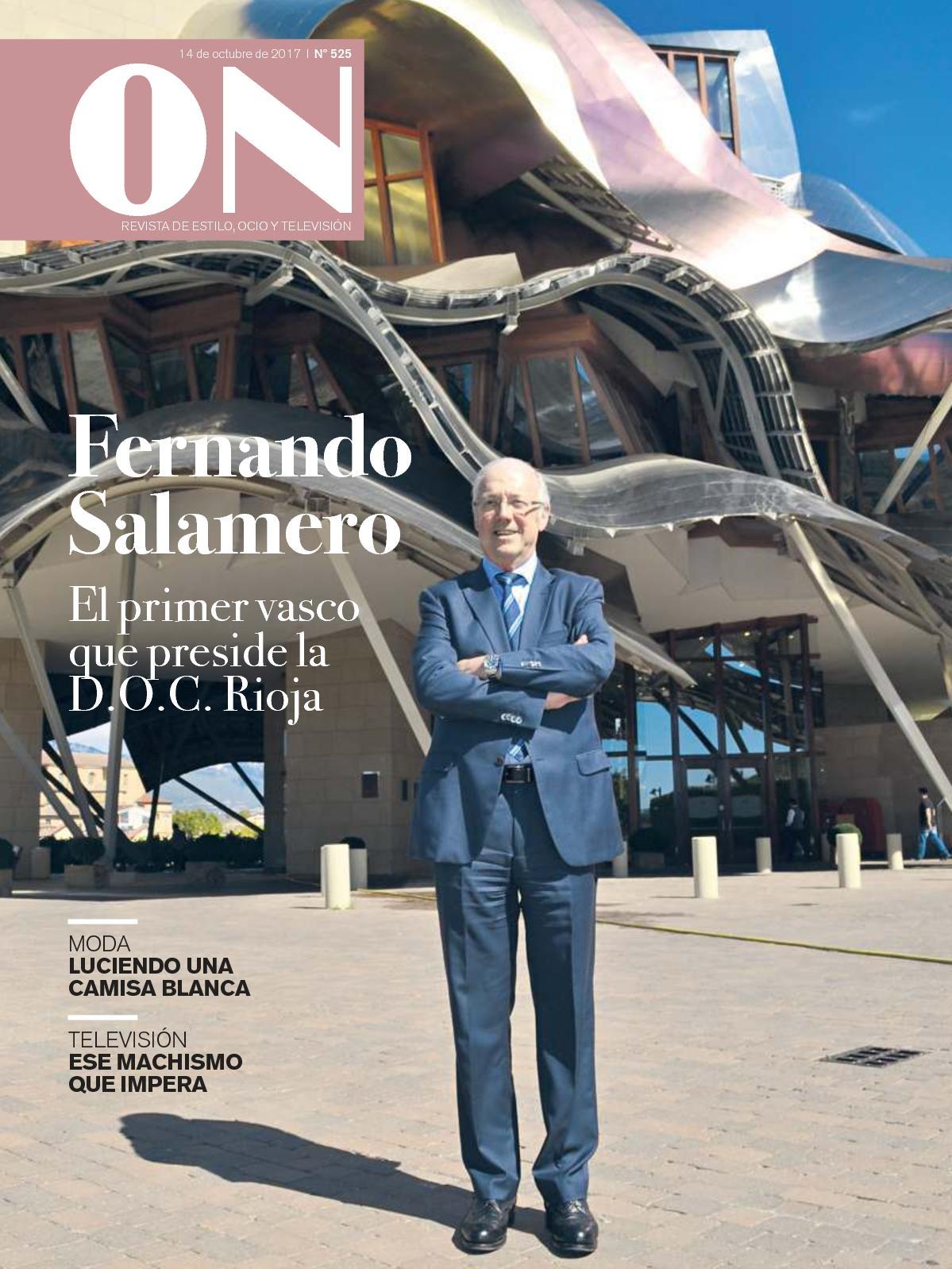 ON Revista de Ocio y Estilo 20171014
